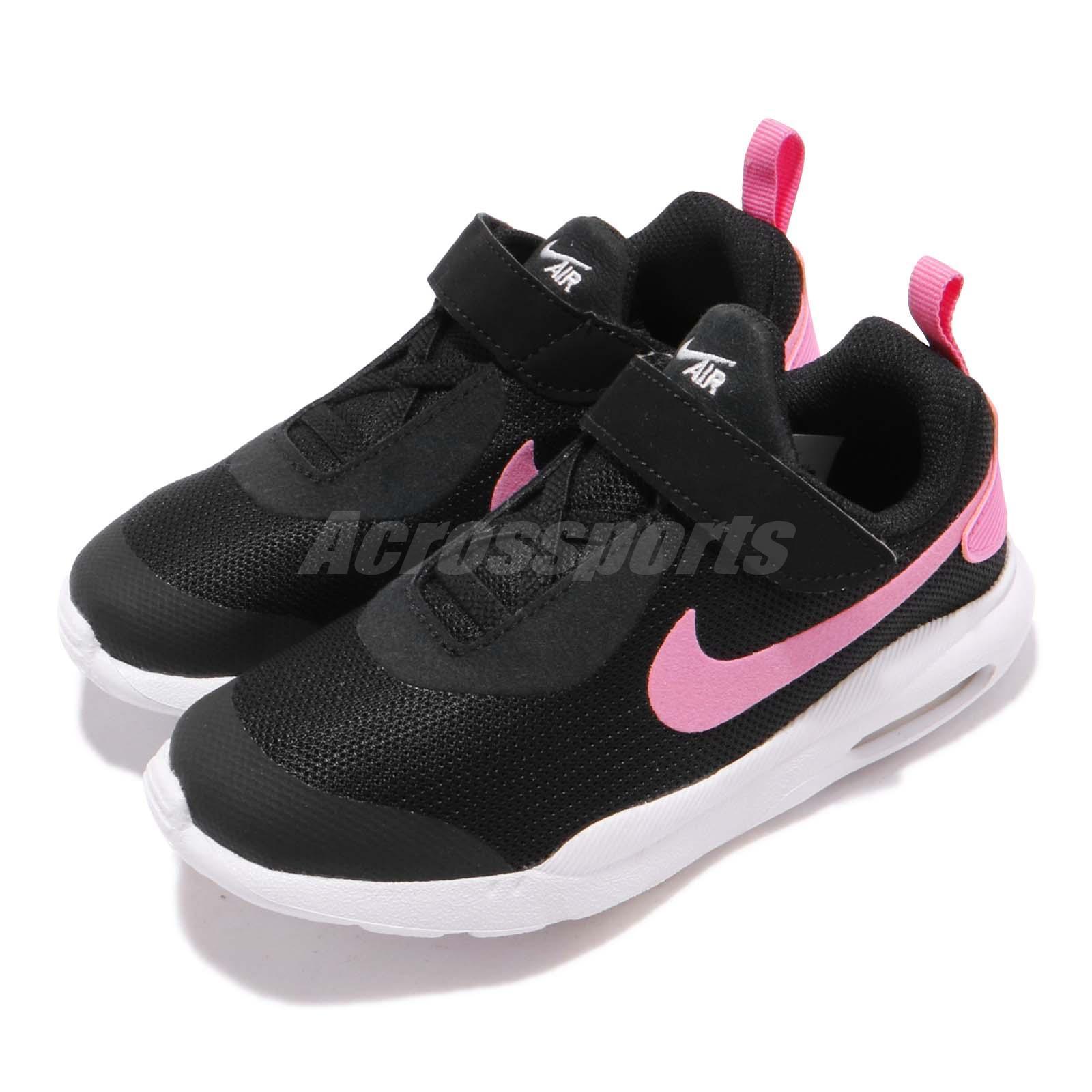 Nike Air Max Oketo TDV Black Pink White