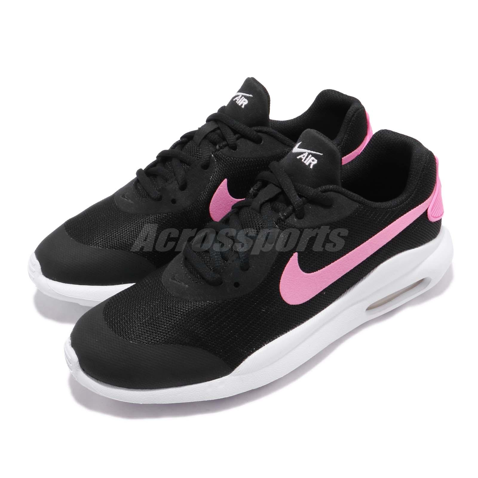 detailed look d0238 7afdf Details about Nike Air Max Oketo GS Black Pink White Kid Women Running Shoe  Sneaker AR7423-001