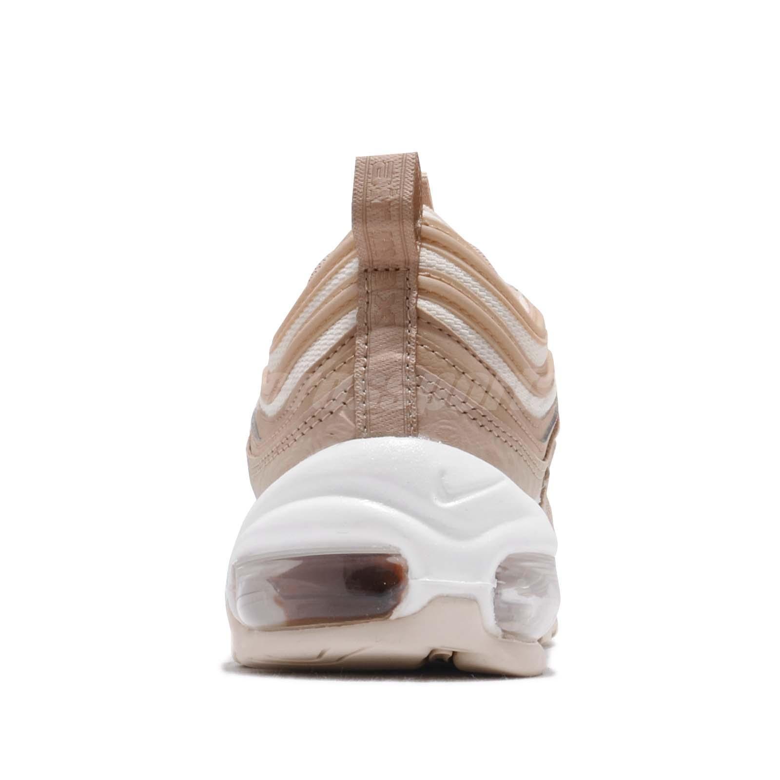 Nike Wmns Air Max 97 LX Bio Beige Womens Running Shoes NSW