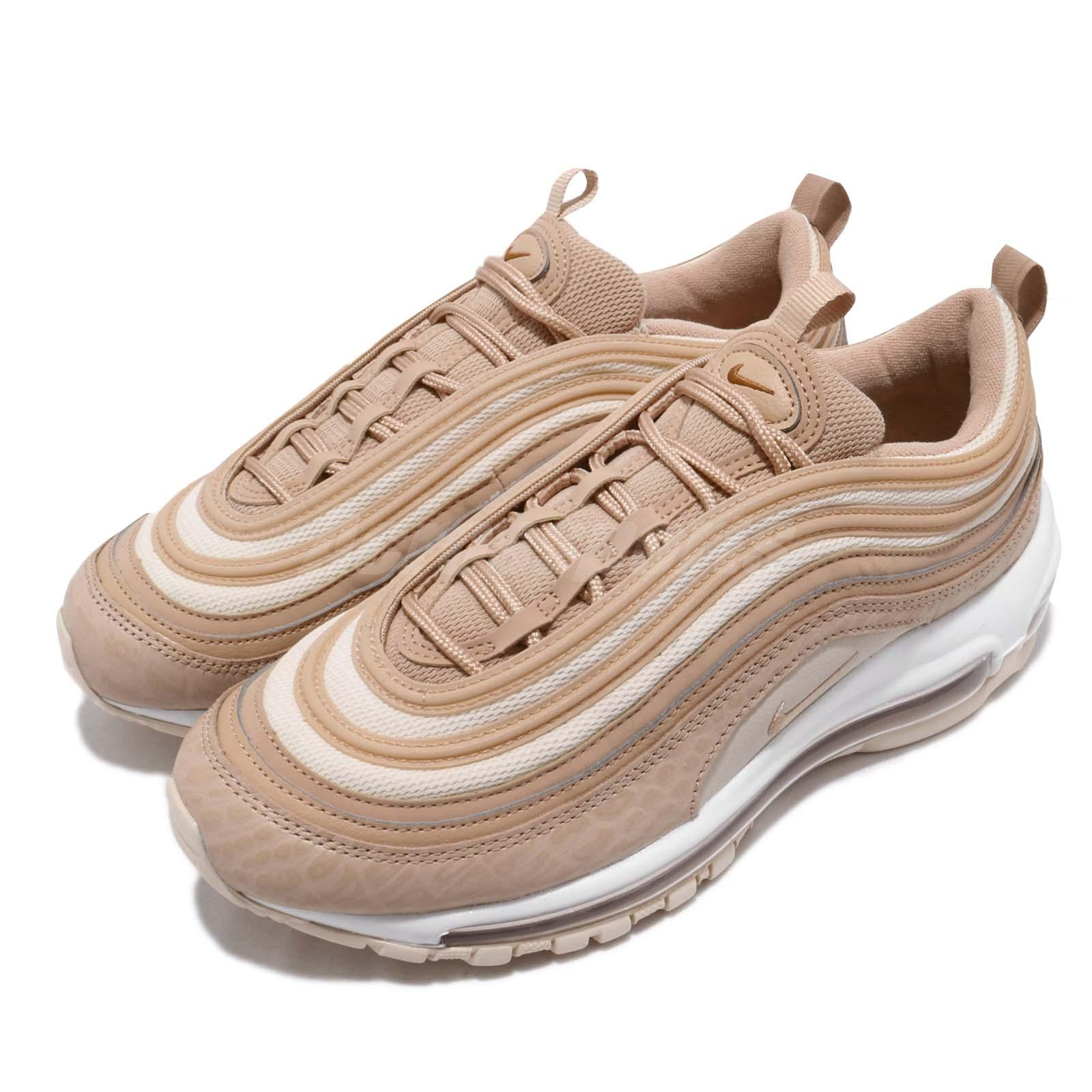 1ed054cc69464 Details about Nike Wmns Air Max 97 LX Bio Beige Womens Running Shoes NSW  Sneakers AR7621-201