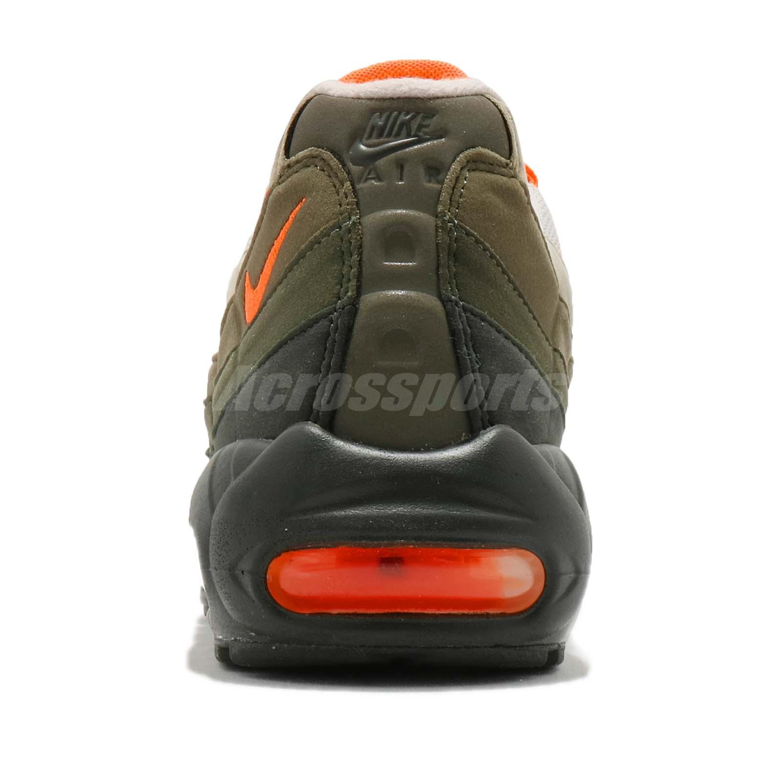 Shoes Og Air String Max Total Neutral Nike Orange Nsw Green 95 Olive xFOBPwP