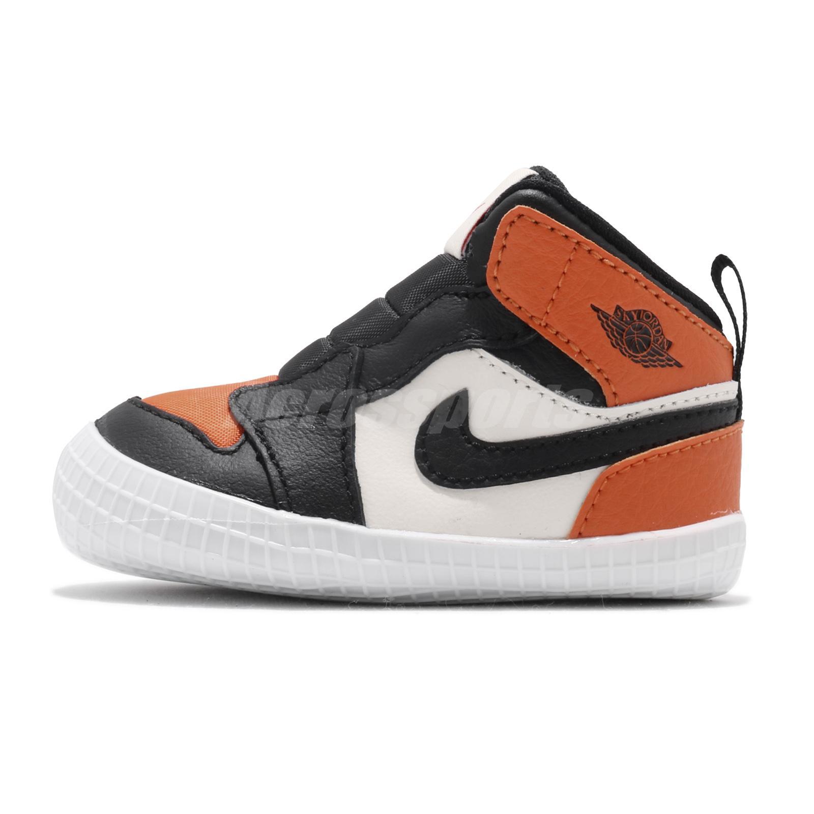 Nike Jordan 1 Crib Bootie Shattered