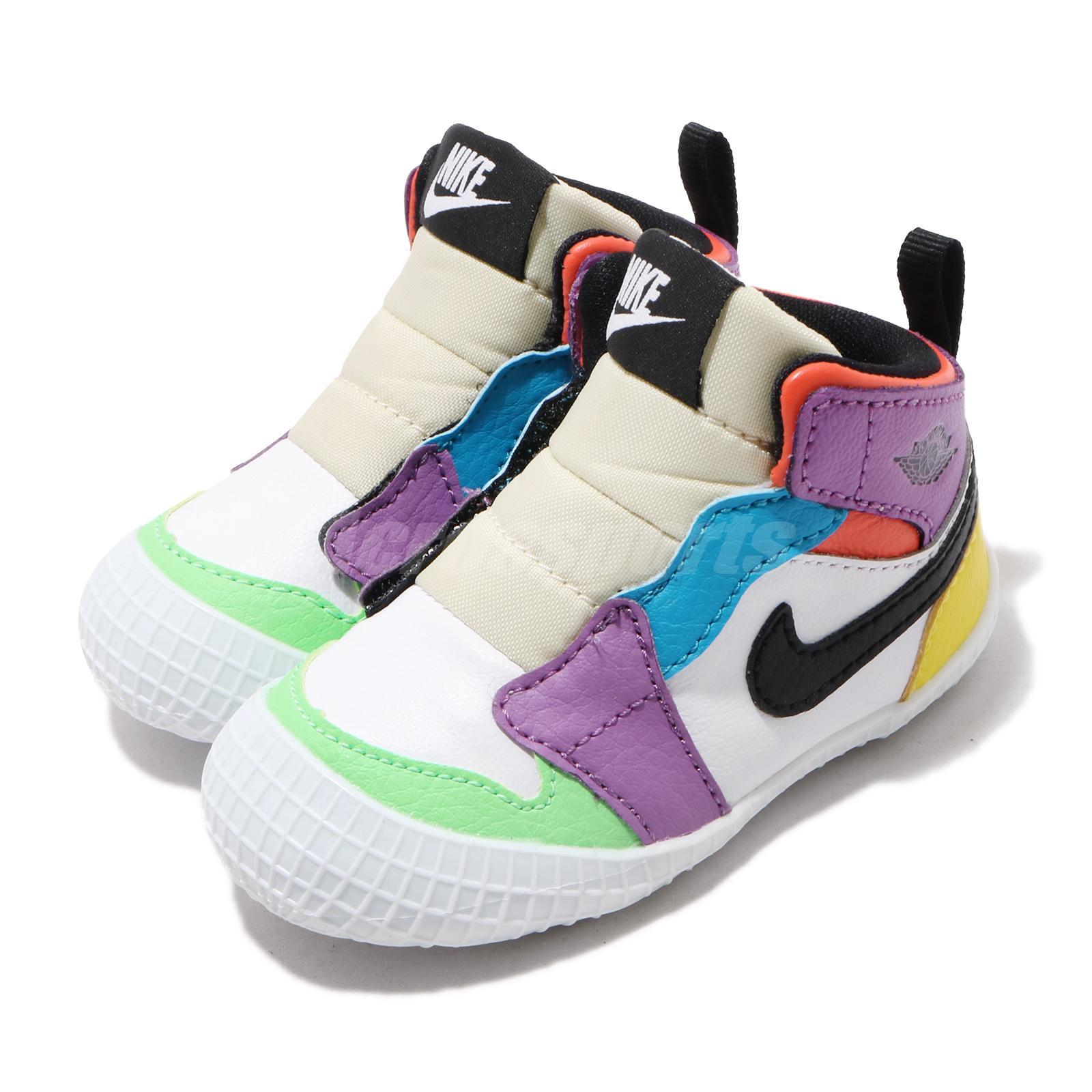 Nike Jordan 1 CRIB Bootie Lightbulb