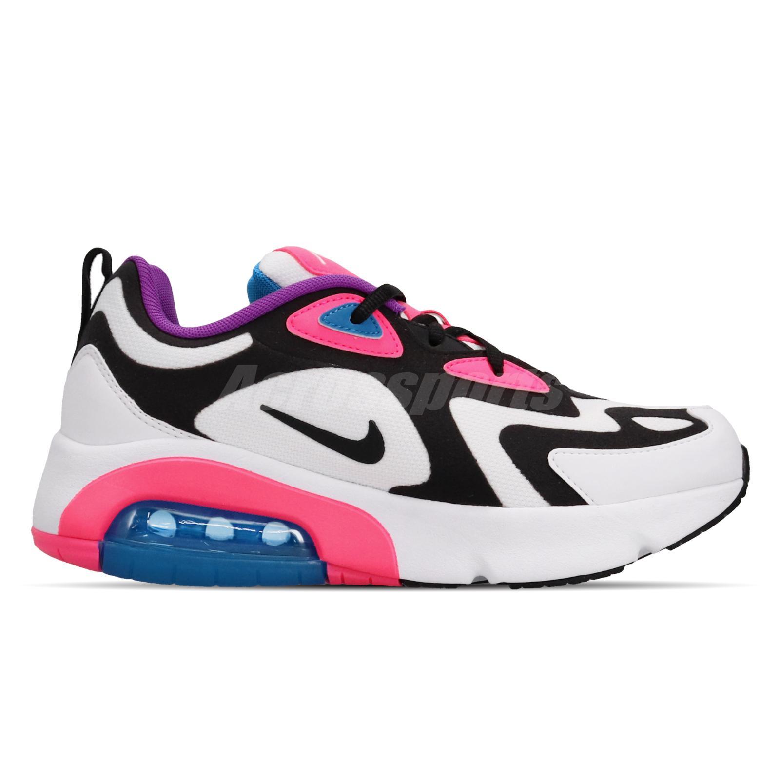 air max 200 feminino rosa