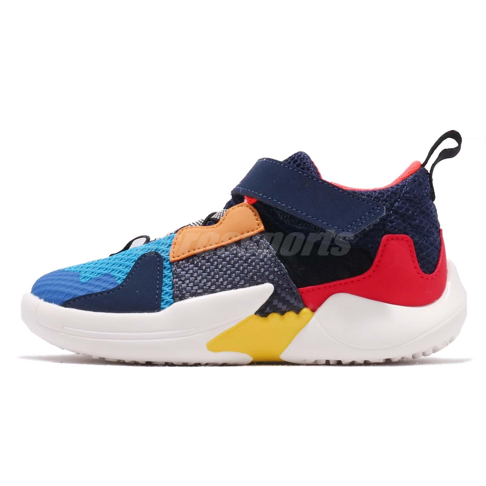 724e65d988263f Nike Jordan Why Not Zer0.2 TD Russell Westbrook Toddler Infant Shoes  AT5720-900