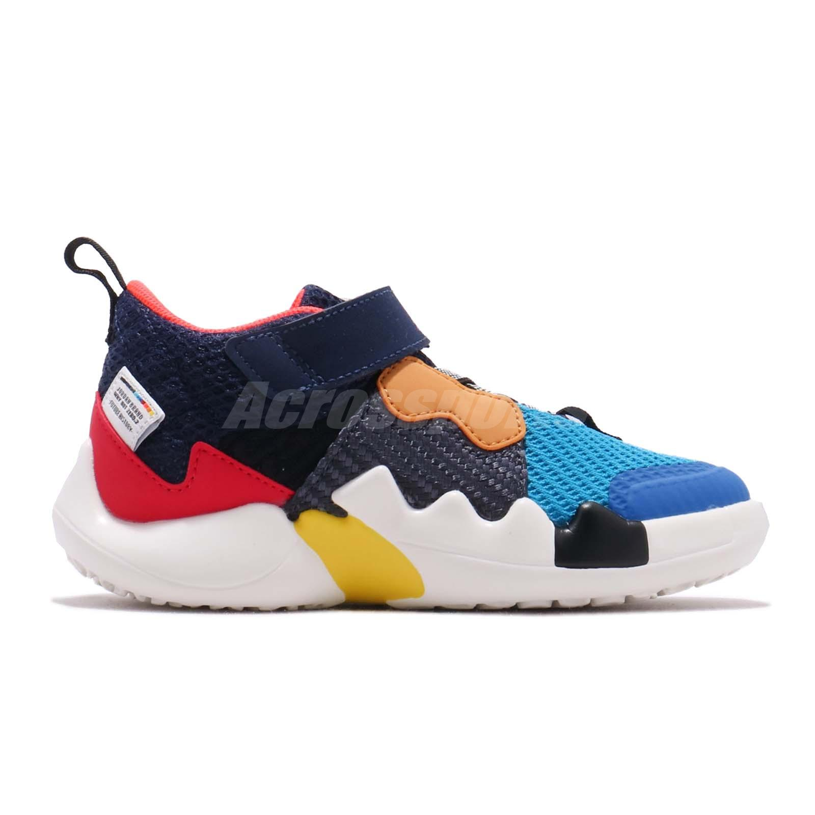 52f50b7d379b59 Nike Jordan Why Not Zer0.2 TD Russell Westbrook Toddler Infant Shoes ...