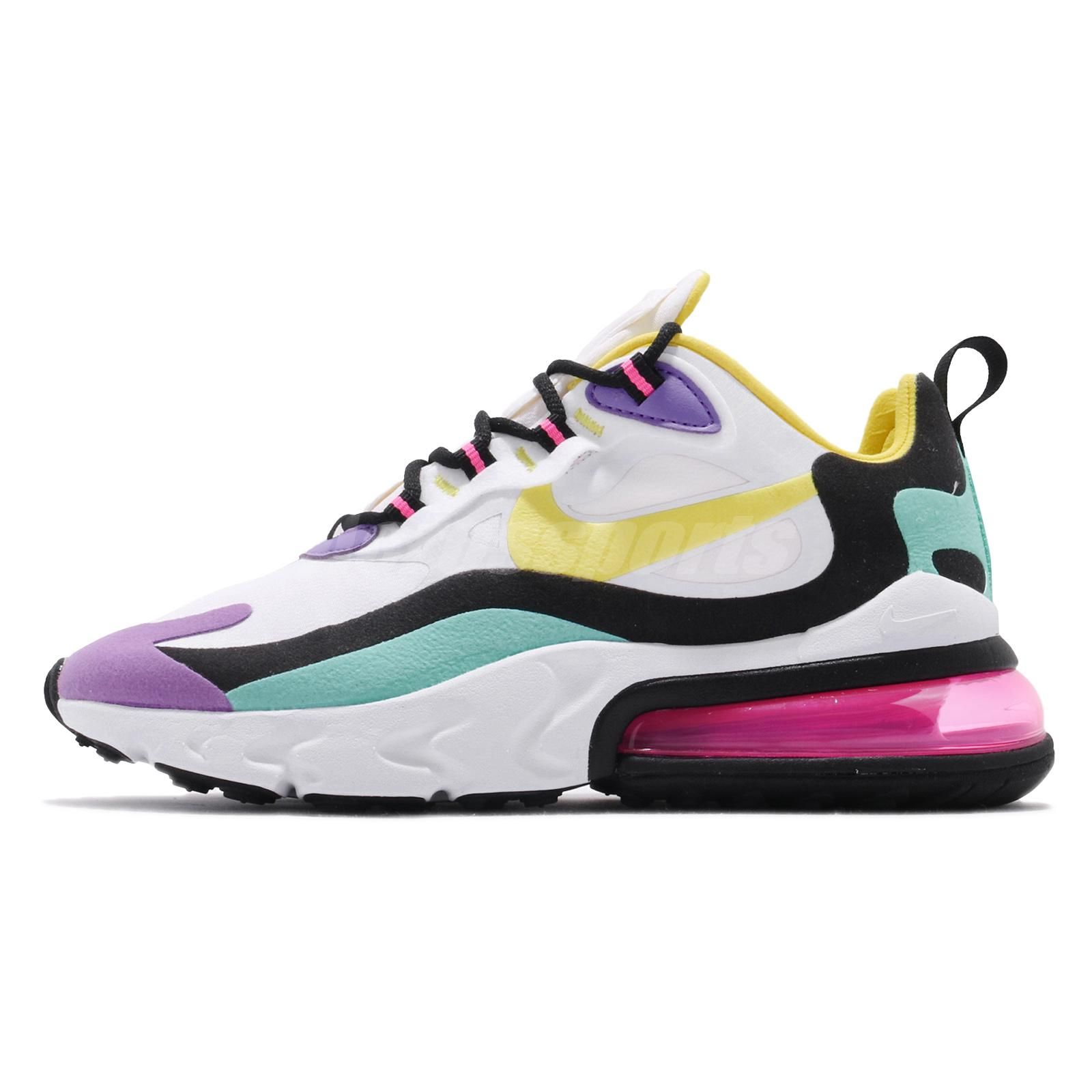 air max 270 pink and yellow
