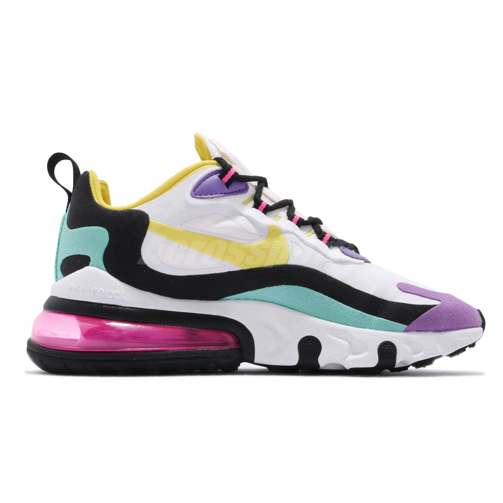 air max 270 womens black and purple