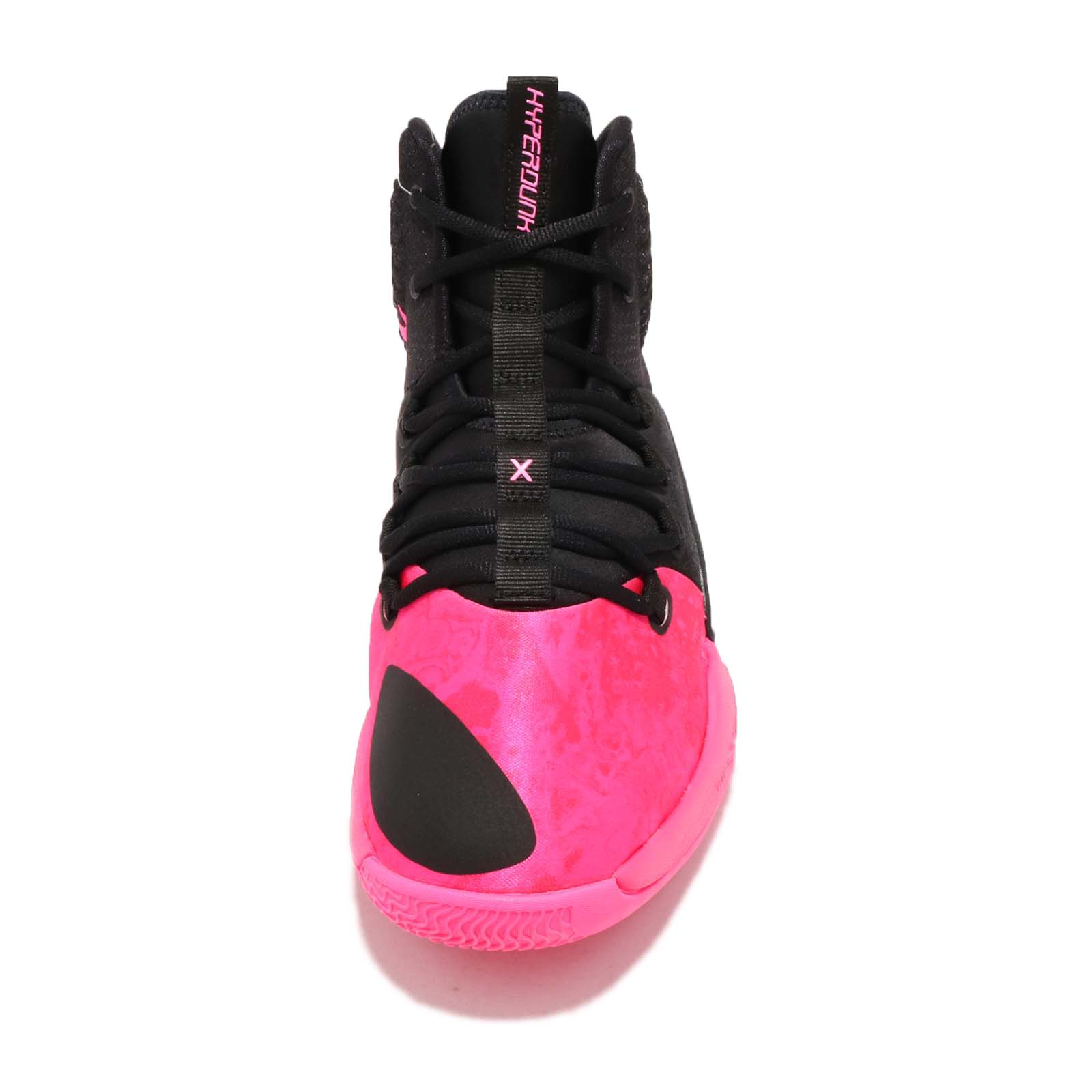 detailed look 2ed56 543a8 ... Nike Hyperdunk X Kay Yow EP 10 Black Pink Men Basketball Sho huge  discount f055c 48386 ...