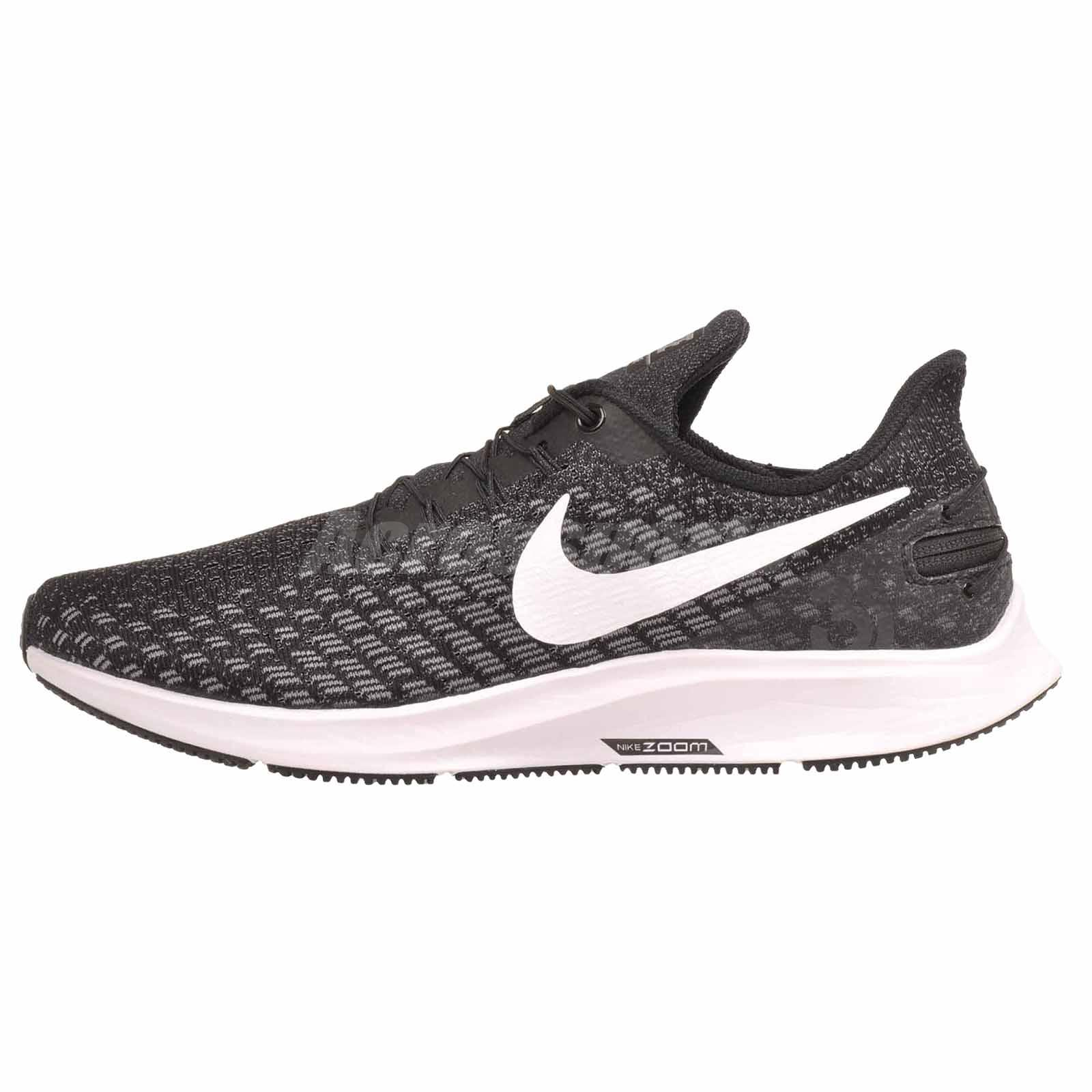 Details about Nike W Air Zoom Pegasus 35 Flyease Running Mens Shoes Black NWOB AV2314 010