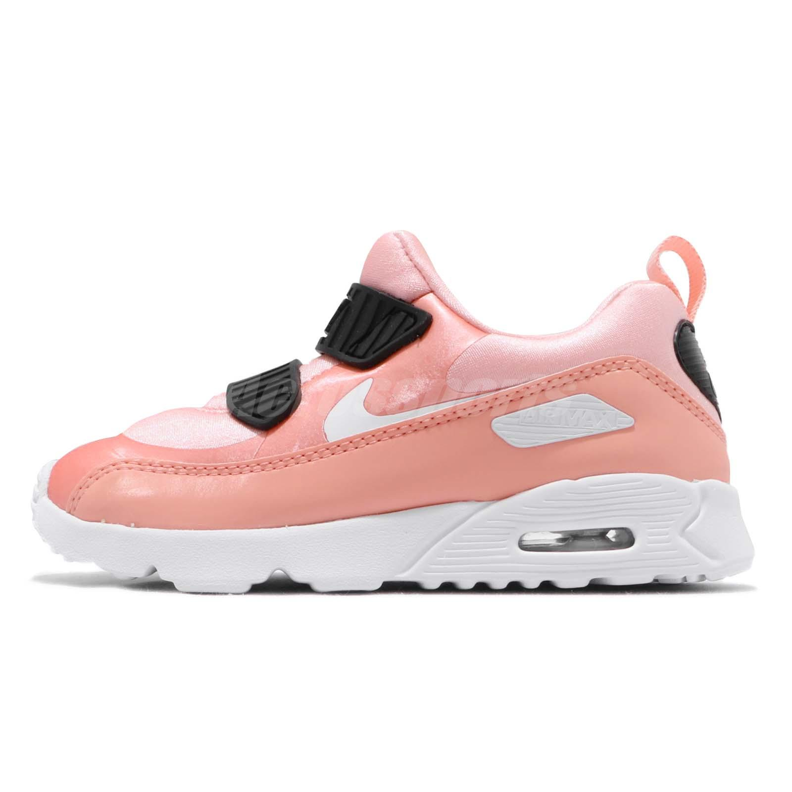 Details about Nike Air Max Tiny 90 VDAY TD Valentines Day Toddler Infant Shoes AV3195 600