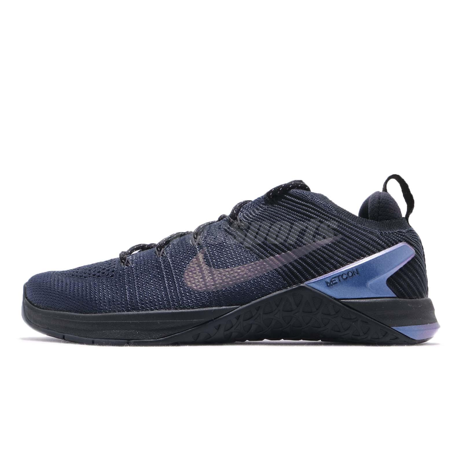 c3feef2d5f6f Nike Metcon DSX Flyknit 2 AMP FK College Navy Blue Training Shoes AV3839-400