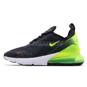 huge selection of 2e3fe eba35 Nike Air Max 270 GS Womens Youth Junior Kids Running Shoes Sneakers ...