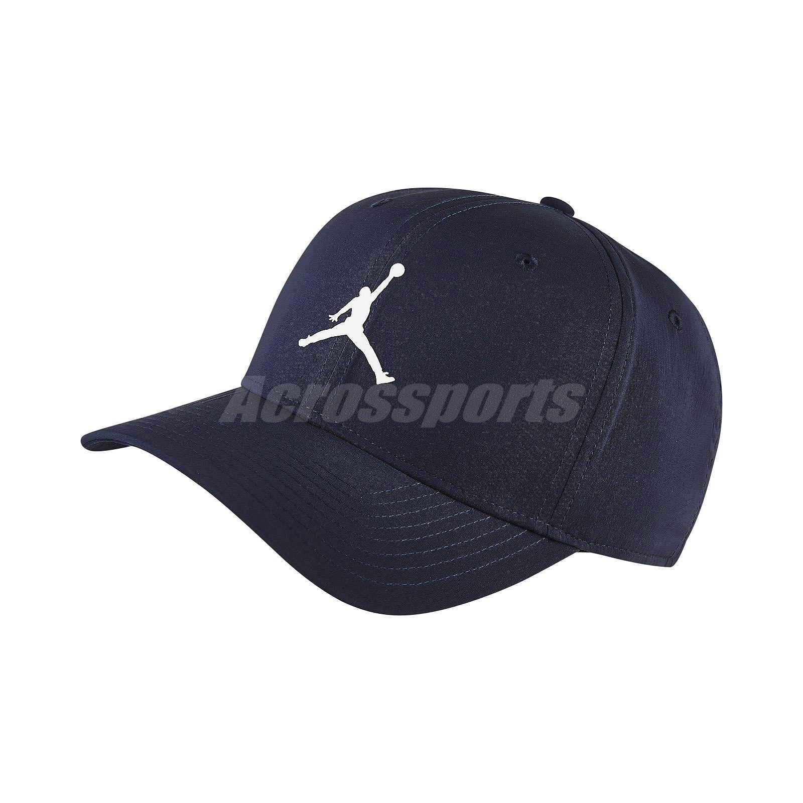 5e20048f78513 Details about Nike Air Jordan Classic 99 Snapback Baseball Cap Jumpman  Sports Navy AV8439-451