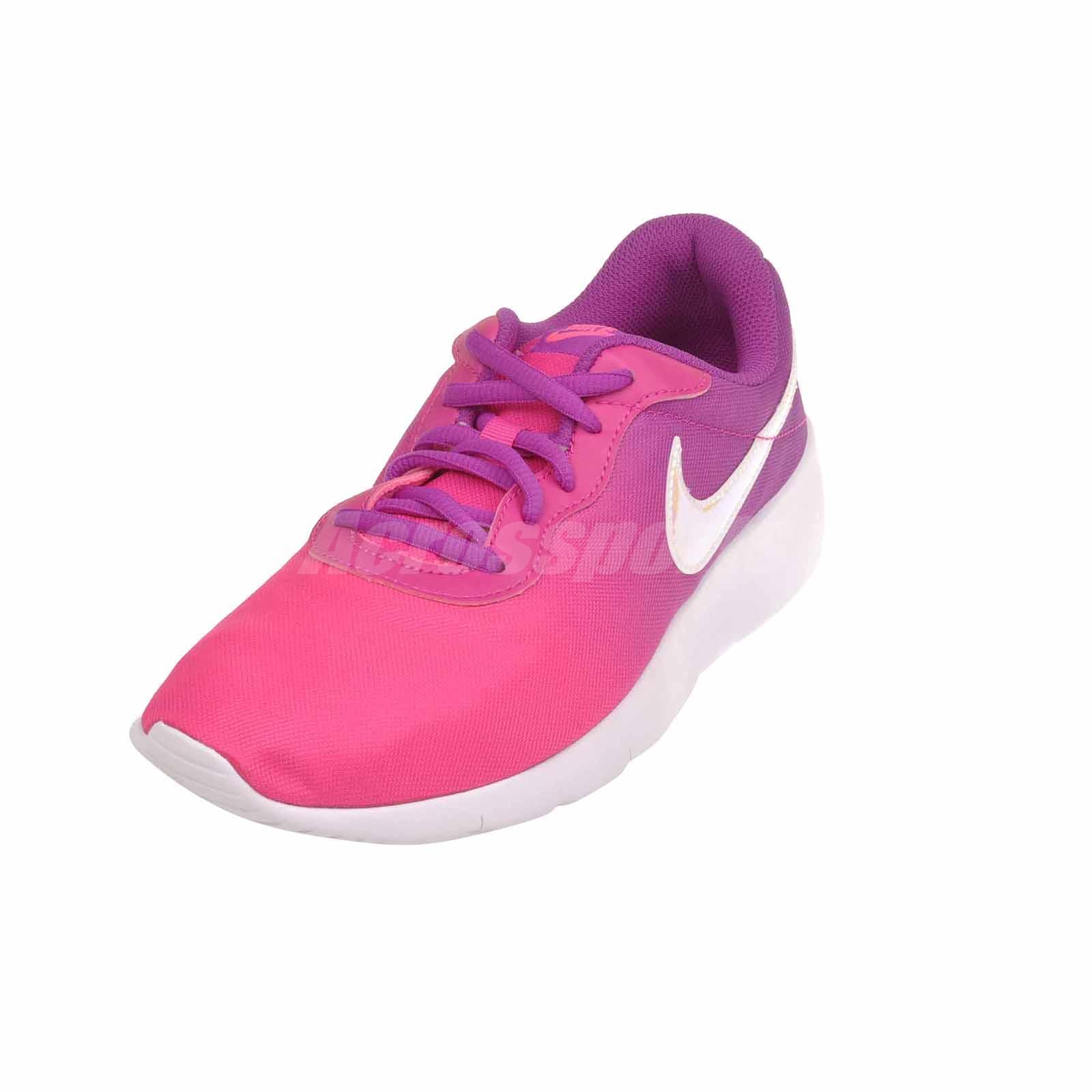 bomba lava Alaska  Nike impresión Tanjun (grade-school) Casual Zapatos Niños Jóvenes Hyper  Violeta AV8858-500 | eBay