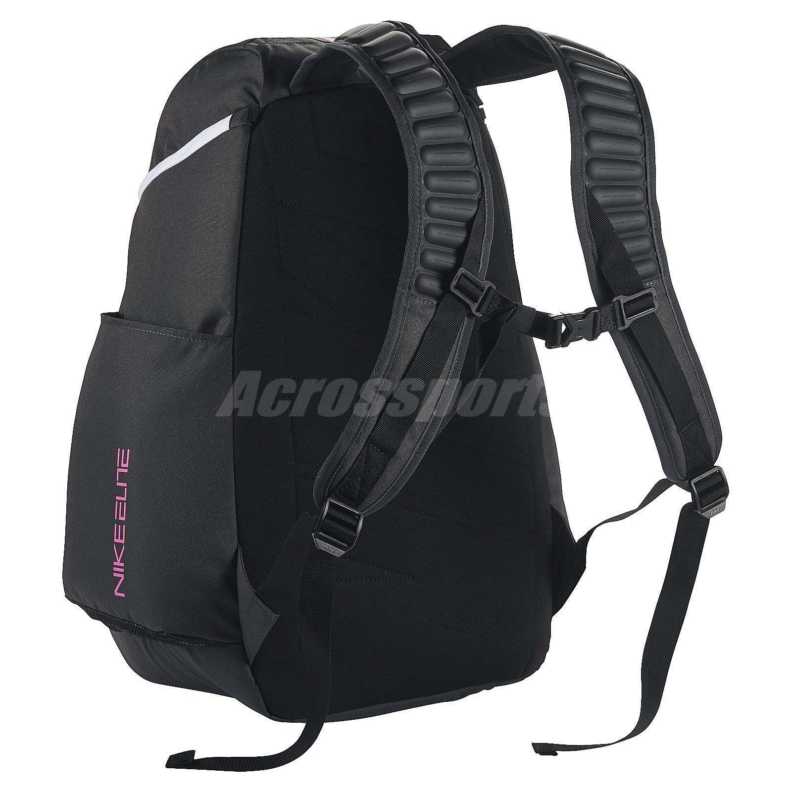 Nike Hoops Elite Max Air Backpack Kay Yow Breast Cancer