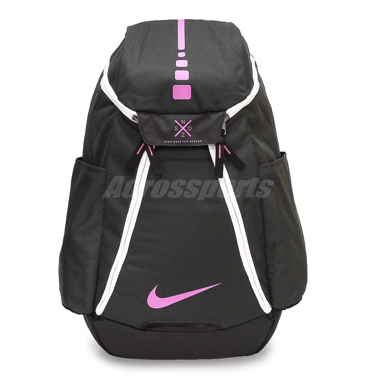 8f4c9a425 Nike Hoops Elite Max Air Backpack Kay Yow Basketball Bag BP Training ...