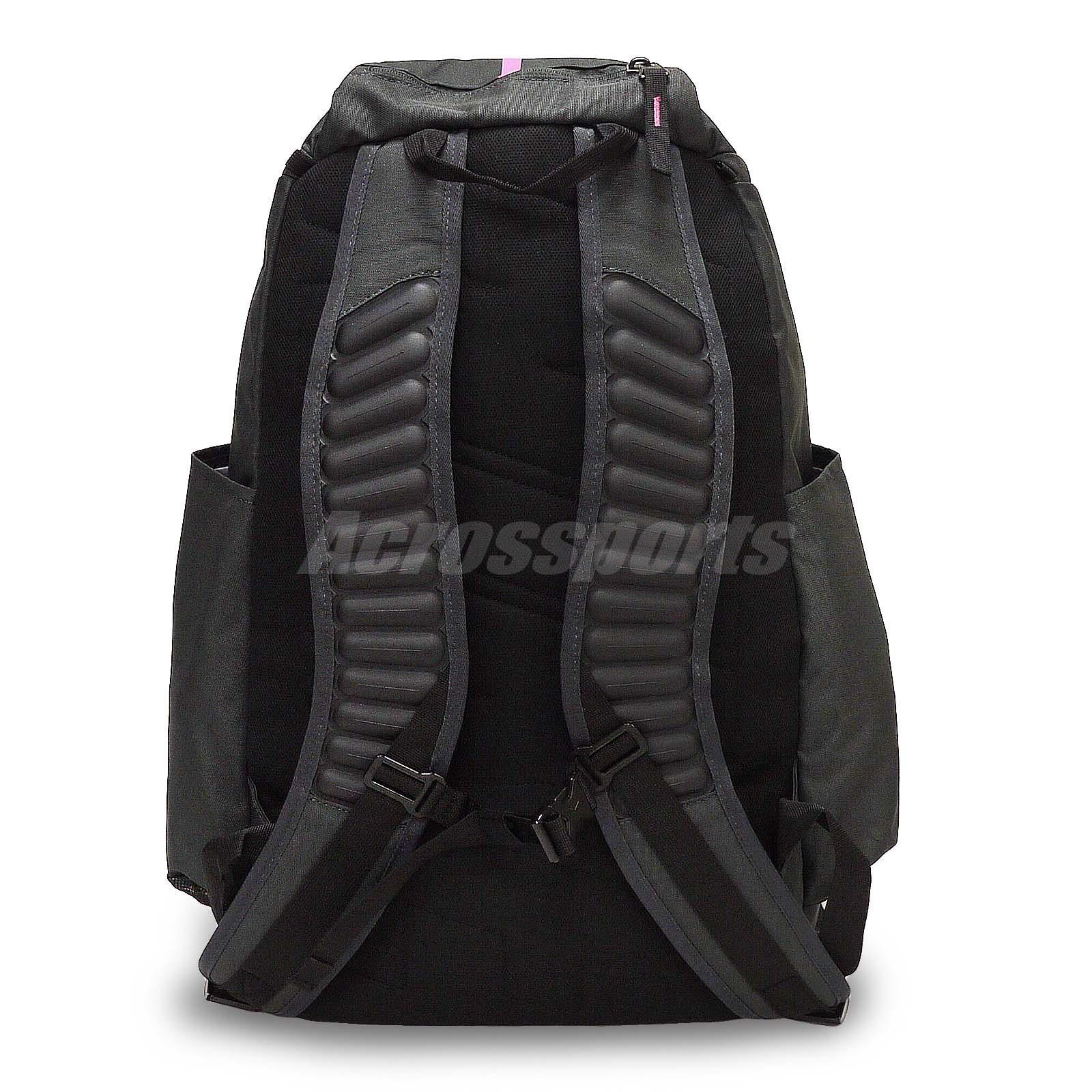 Nike Hoops Elite Max Air Backpack Kay Yow Basketball Bag BP Training ... 3cfc307da6a6f