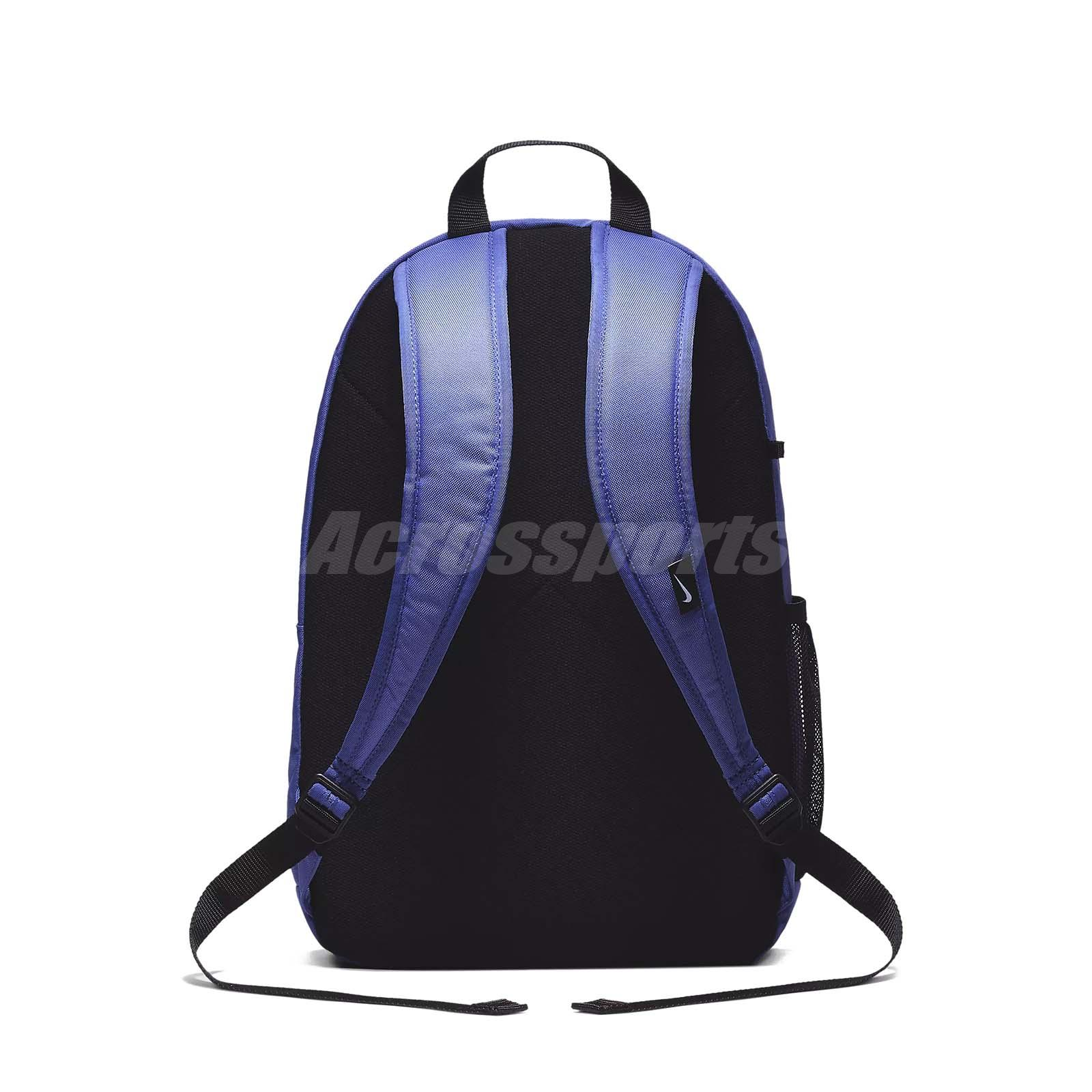 Details about Nike Elemental Kids Backpack School Bag Sports Running  Fitness Purple BA5405-554 587b645d6c5a0