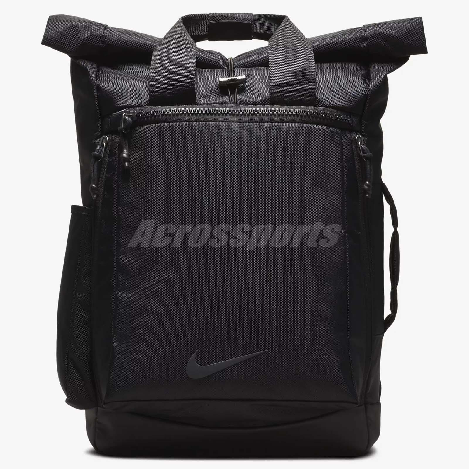 0a4942ede379 Nike Unisex Vapor Energy 2.0 Training Backpack Workout Gym Bag Black  BA5538-010