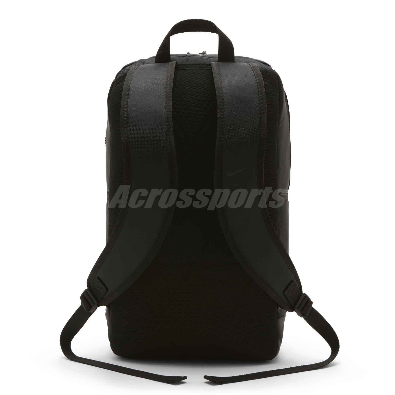 new product 7204d c68b0 Nike Vapor Jet Training Backpack Sport Fitness Workout Gym Bag Black ...