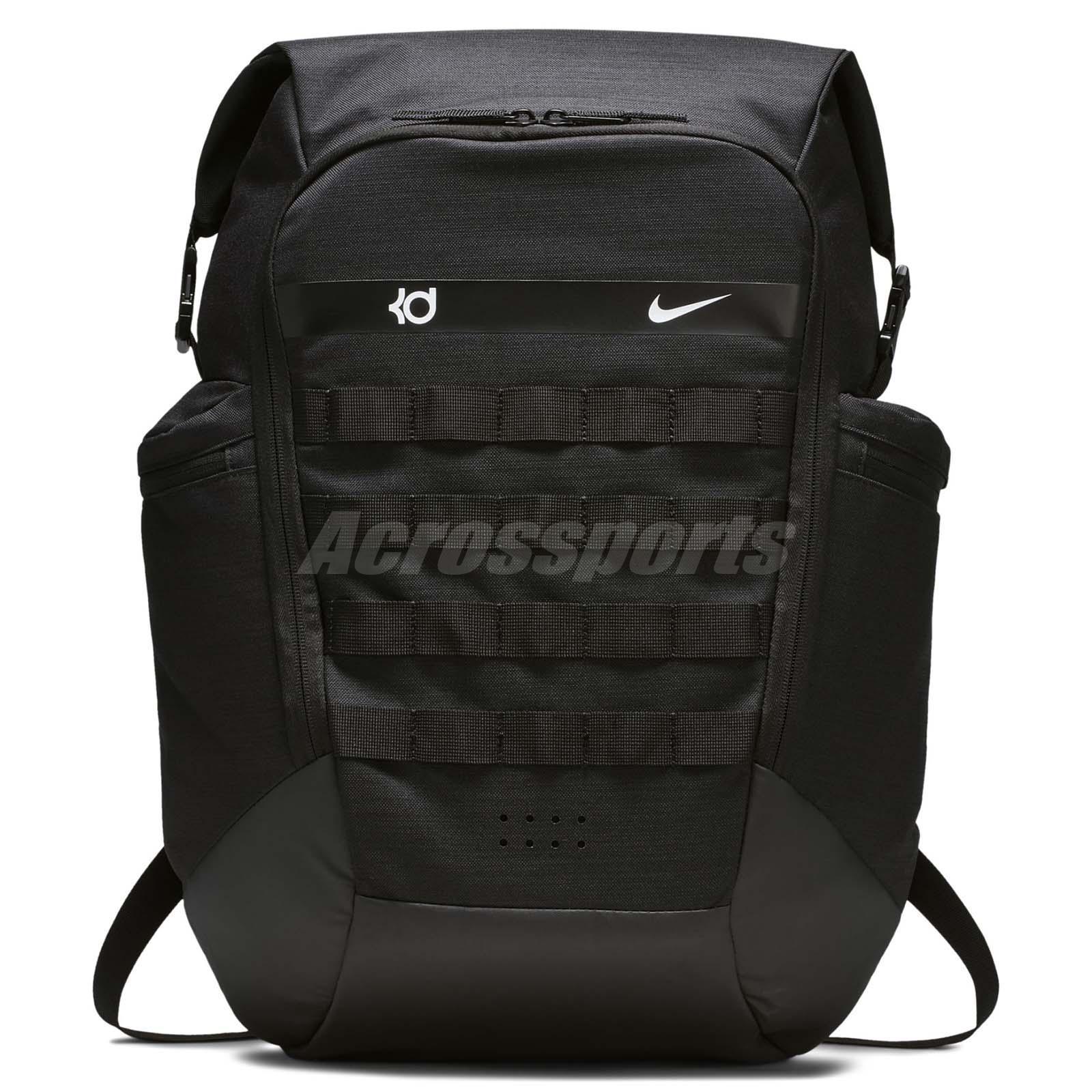b7fdb9d98250 Nike KD Trey 6 Backpack Kevin Durant Basketball Gym Bucket Bag Black  BA5551-010