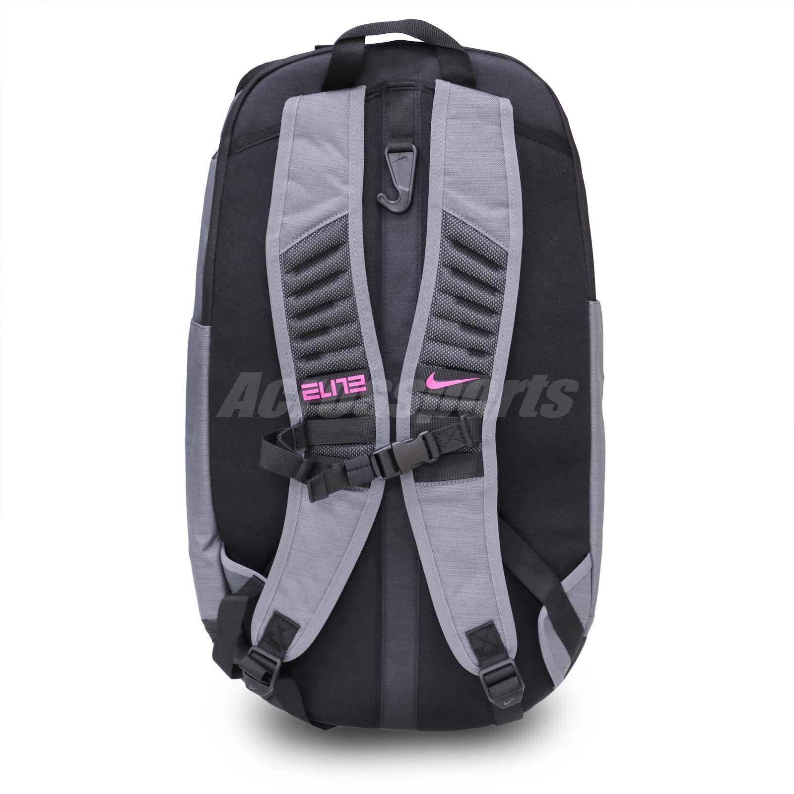 9c46b274e0bf3b Nike Hoops Elite Pro Basketball Backpack Kay Yow Cancer Fund Bag ...