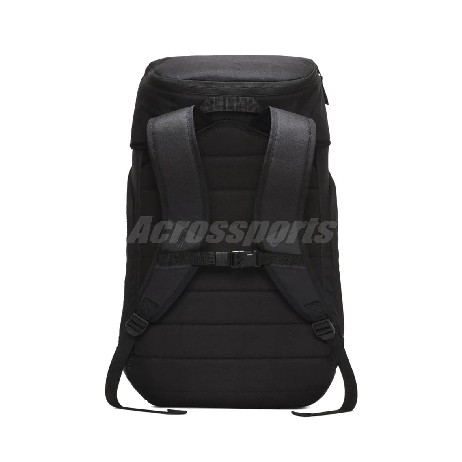 c1dc25235ca1 Nike Kyrie Irving Backpack Bookbag Daypack Black Basketball Bag 37L ...