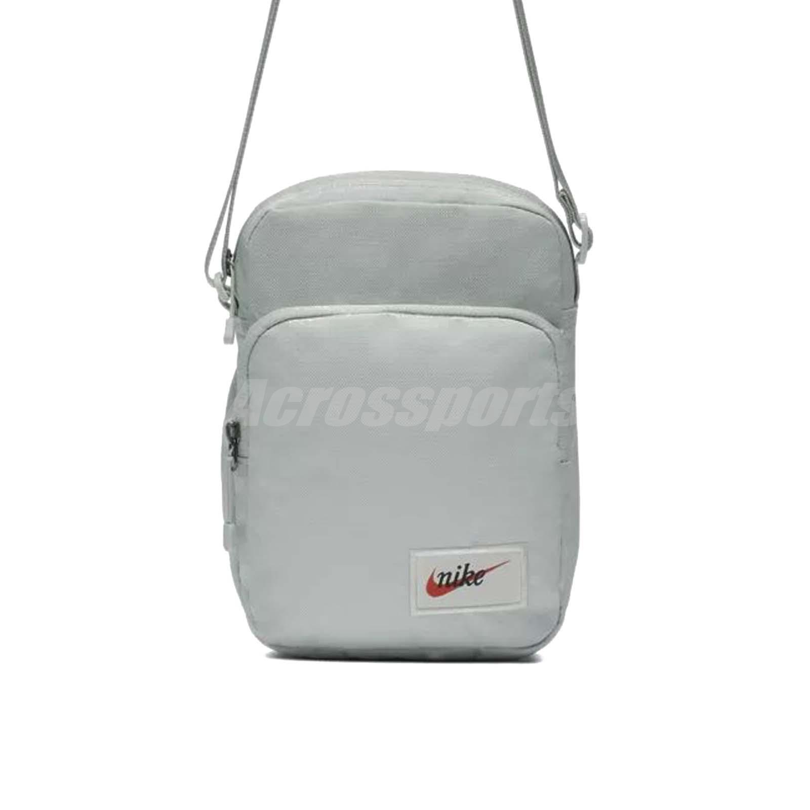 cea77cee7 Nike Core Small Items 3.0 Bag Shoulder Casual Sports Training Silver  BA5809-034