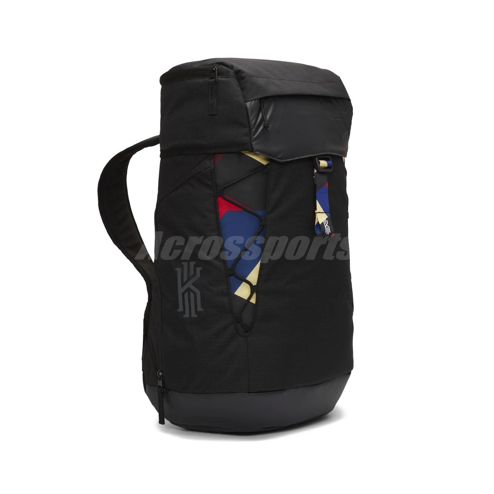 Imitación difícil guerra  Mochila Nike Kyrie Ki Tio Drew Irving Basquete Treino Saco Preto BA6156-010  | eBay