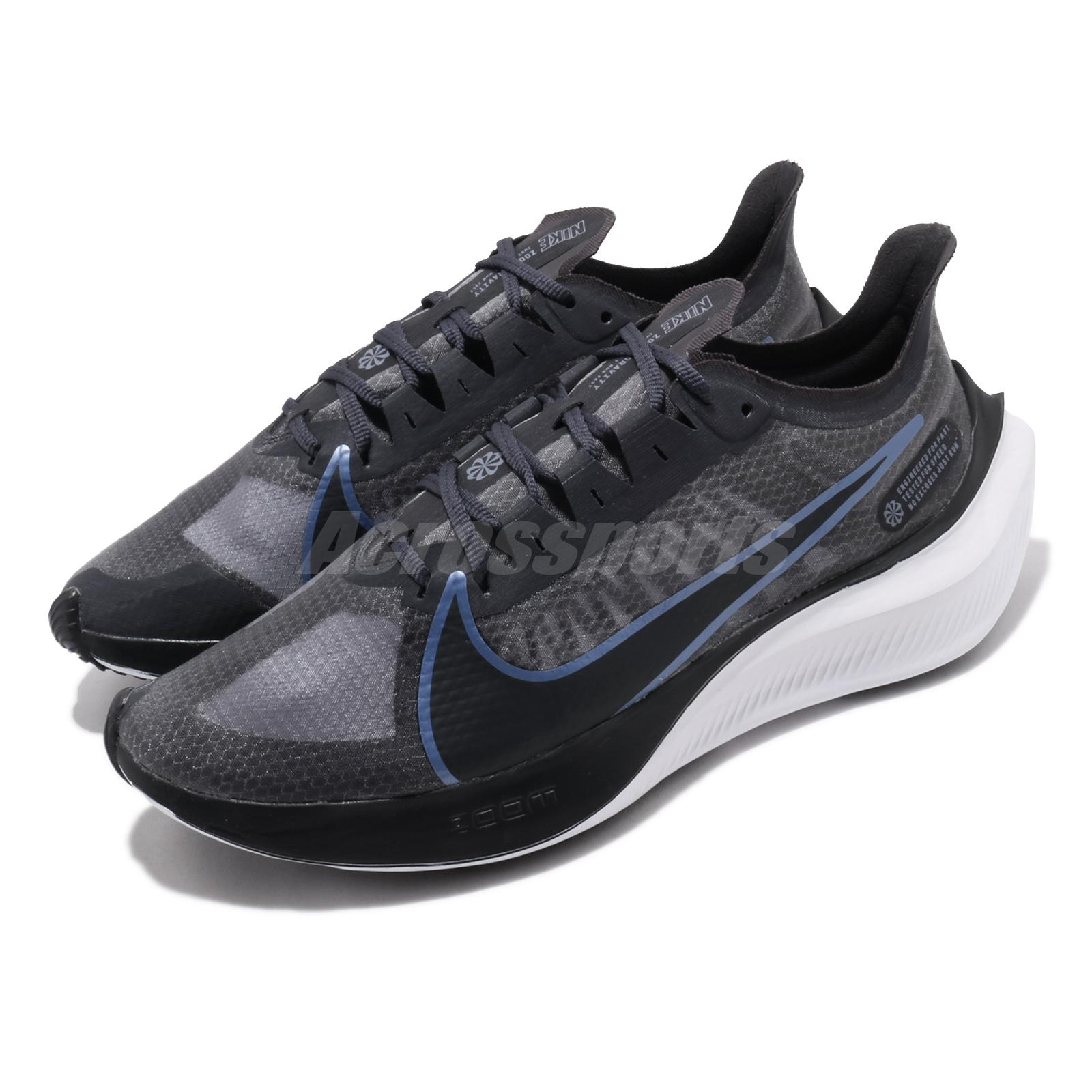 Details about Nike Zoom Gravity Oil Grey Blue White Men Running Shoes  Sneakers BQ3202-007