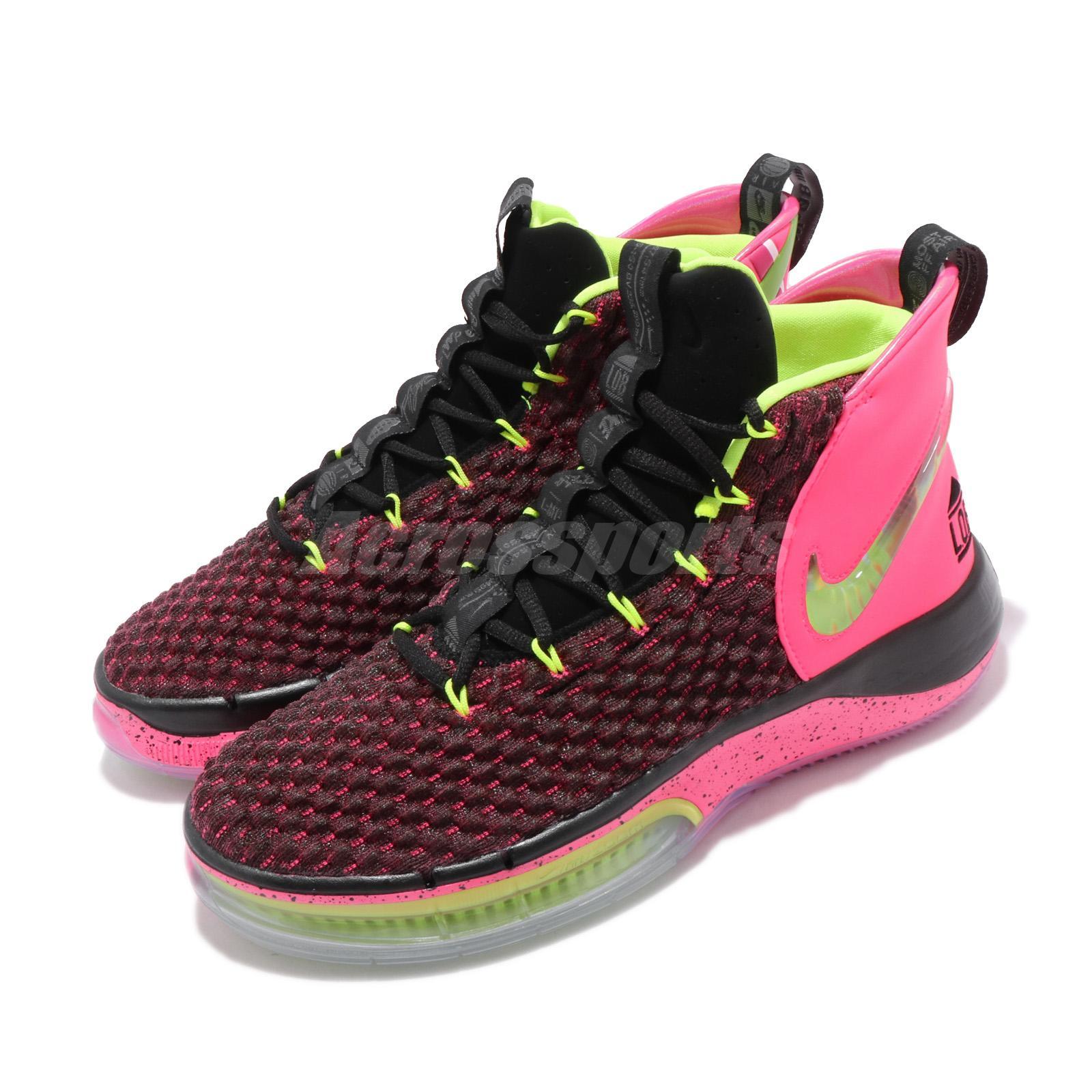 nike basketball shoes color pink