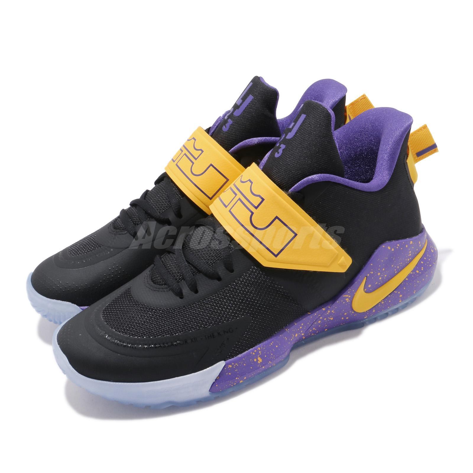 Nike Ambassador XII 12 LeBron James
