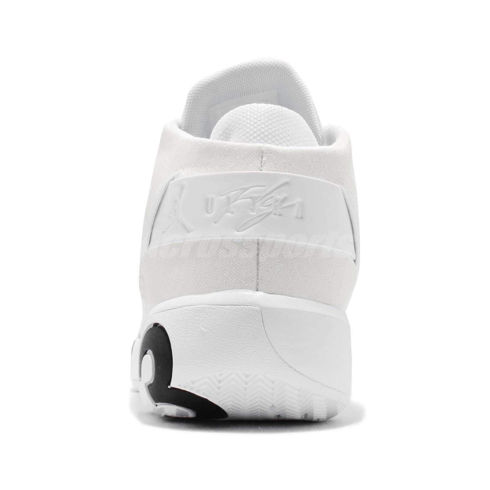 930183dae4a Nike Jordan Ultra Fly 3 PFX 23 White Black Men Basketball Shoes ...