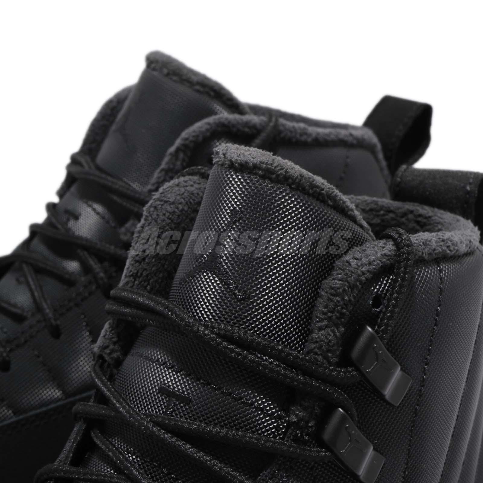 b2aa74bfb52e ... Nike Air Jordan 12 Retro WNTR BQ6851 001 Men Casual Shoes