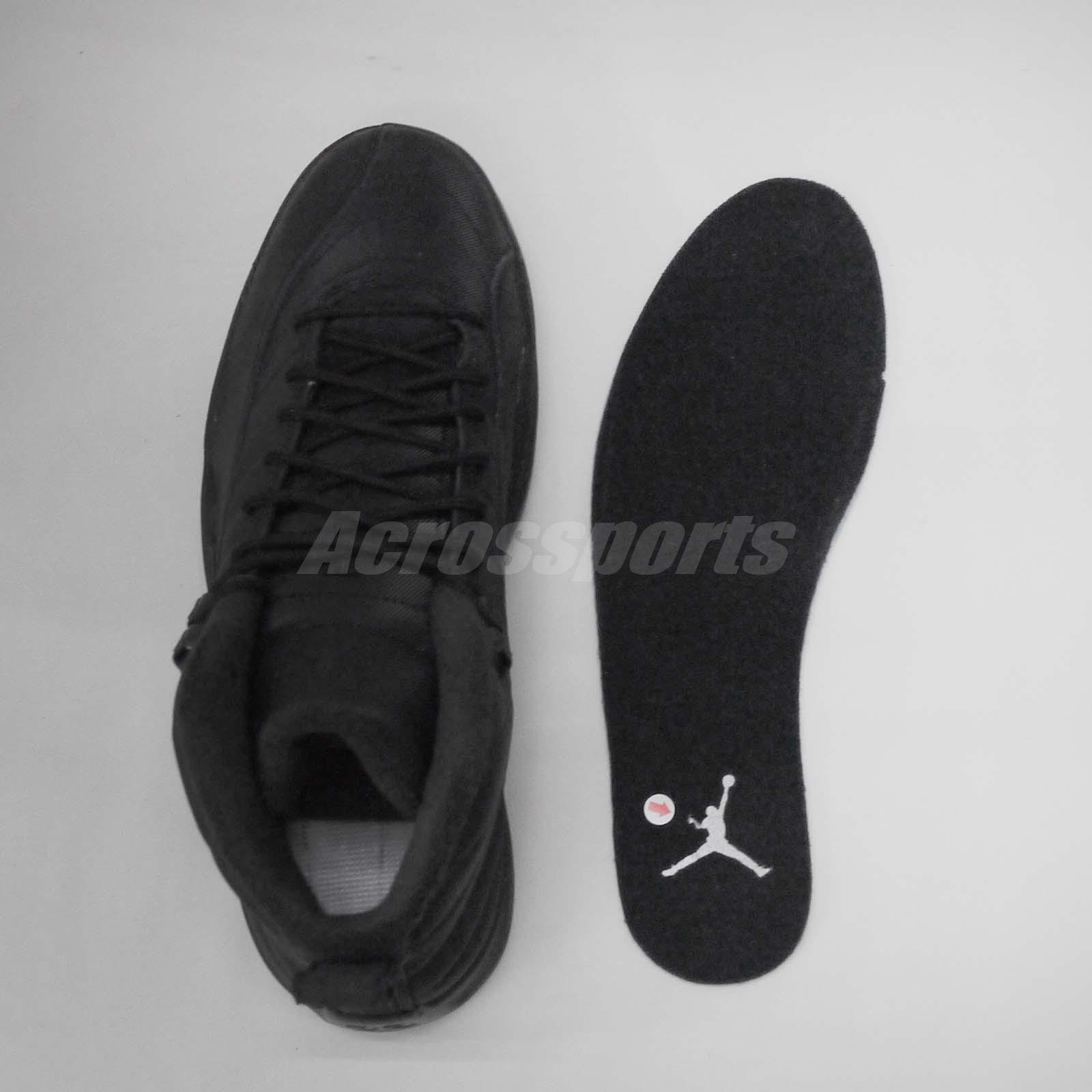 sports shoes bb0c4 a752b Details about Nike Air Jordan 12 Retro WNTR Left Foot With Defect Men Shoes  US10 BQ6851-001