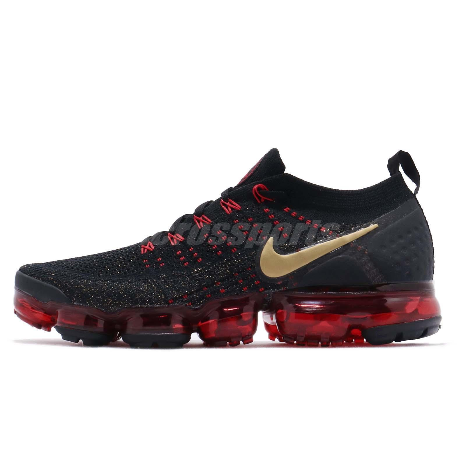 4518aaeea307a Nike Air Vapormax FK 2 CNY Flyknit Chinese New Year Men Shoes Sneaker  BQ7036-001