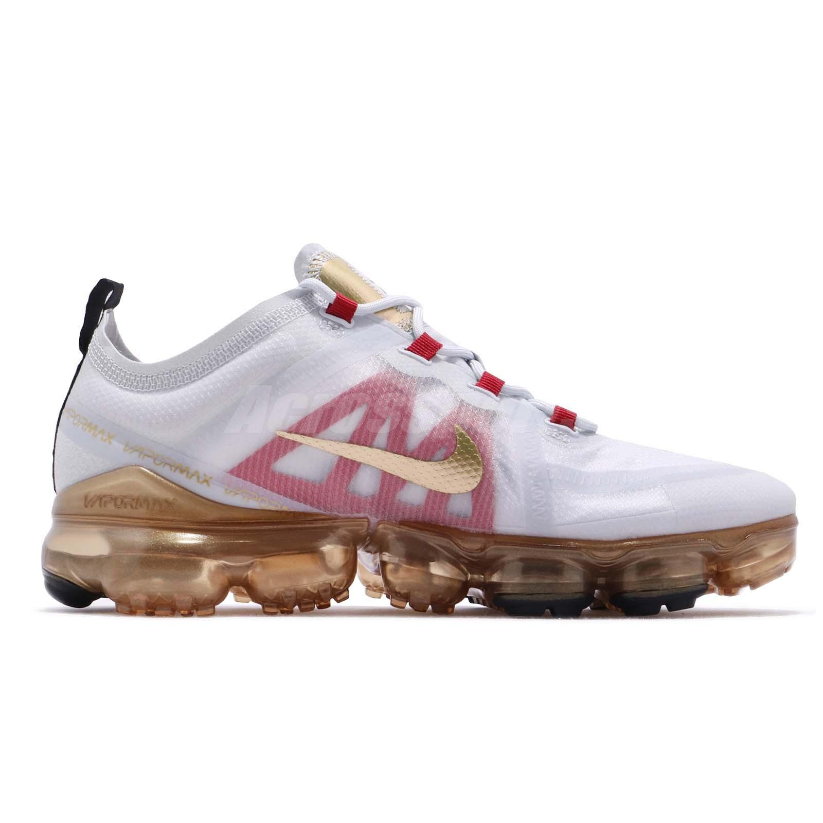 4c2ab2dccd6dd Nike Air Vapormax 2019 CNY Chinese New Year Gold Men Shoes Sneakers ...
