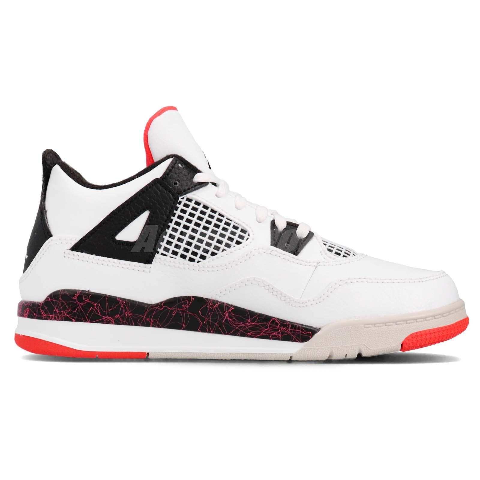 best sneakers f796d 58ecb ... WHITE BLACK-BRIGHT CRIMSON. Made In  Condition  Brand New With Box