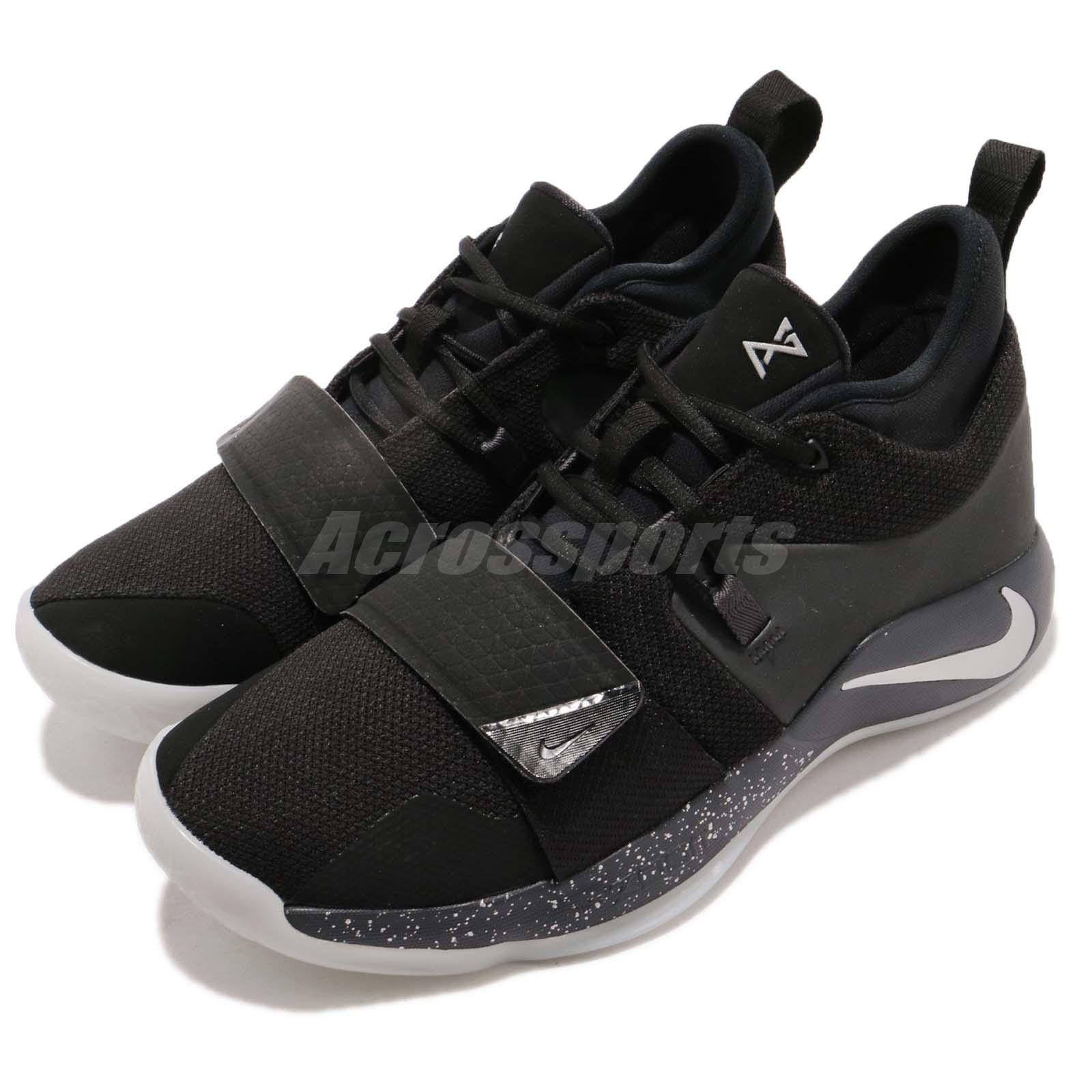 a7c792040 Details about Nike PG 2.5 EP Paul George Anthracite Black Men Basketball  Shoes BQ8453-004