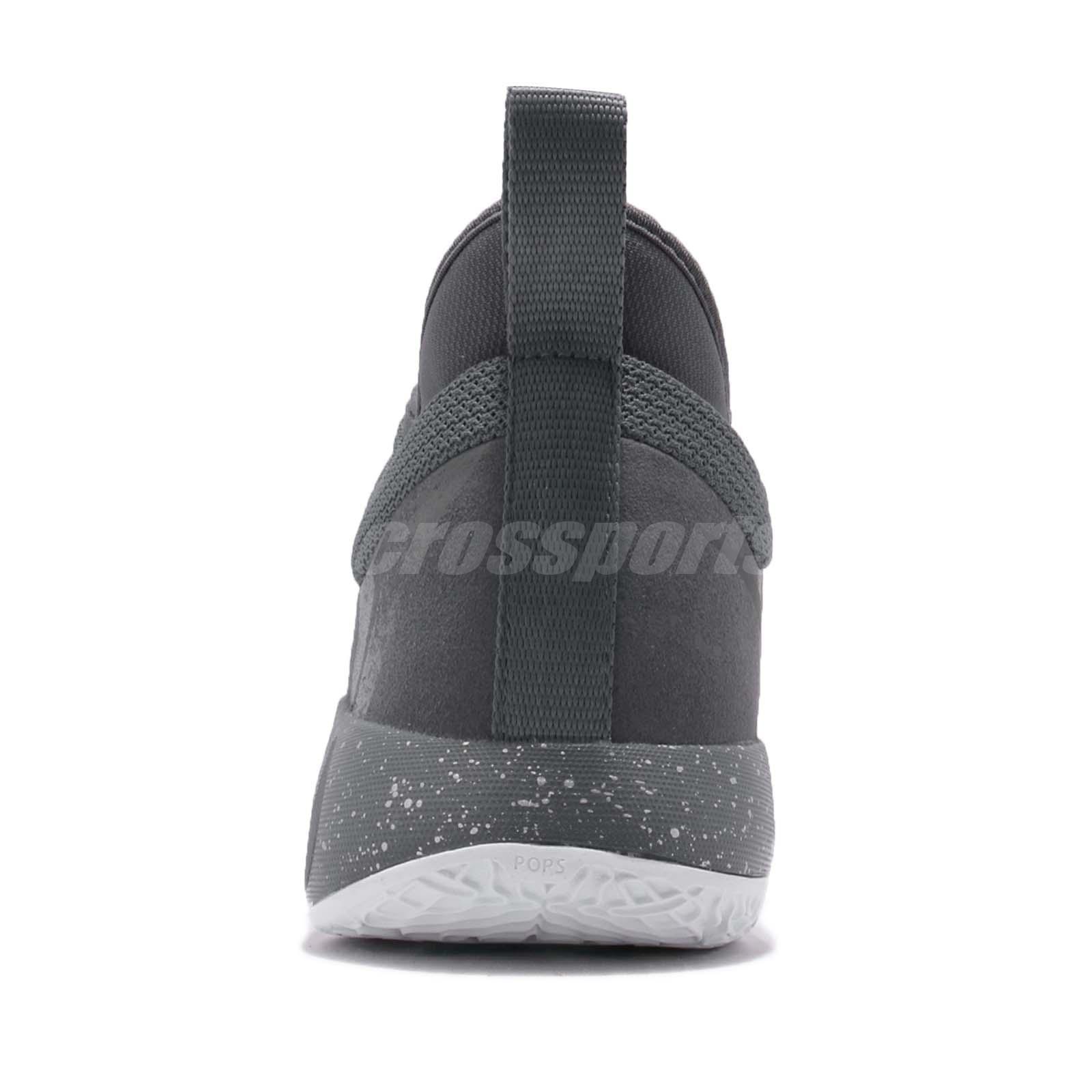 8d1e75ea3 Nike PG 2.5 EP Paul George Grey Green White Men Basketball Shoes ...