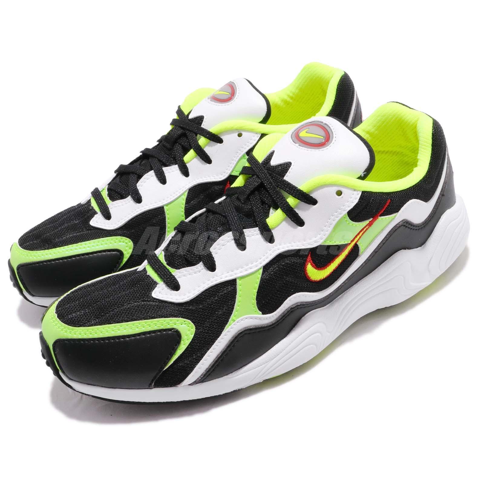 the best attitude f2da4 3eb83 Details about Nike Air Zoom Alpha Black Volt Mens Retro Running Shoes  BQ8800-003