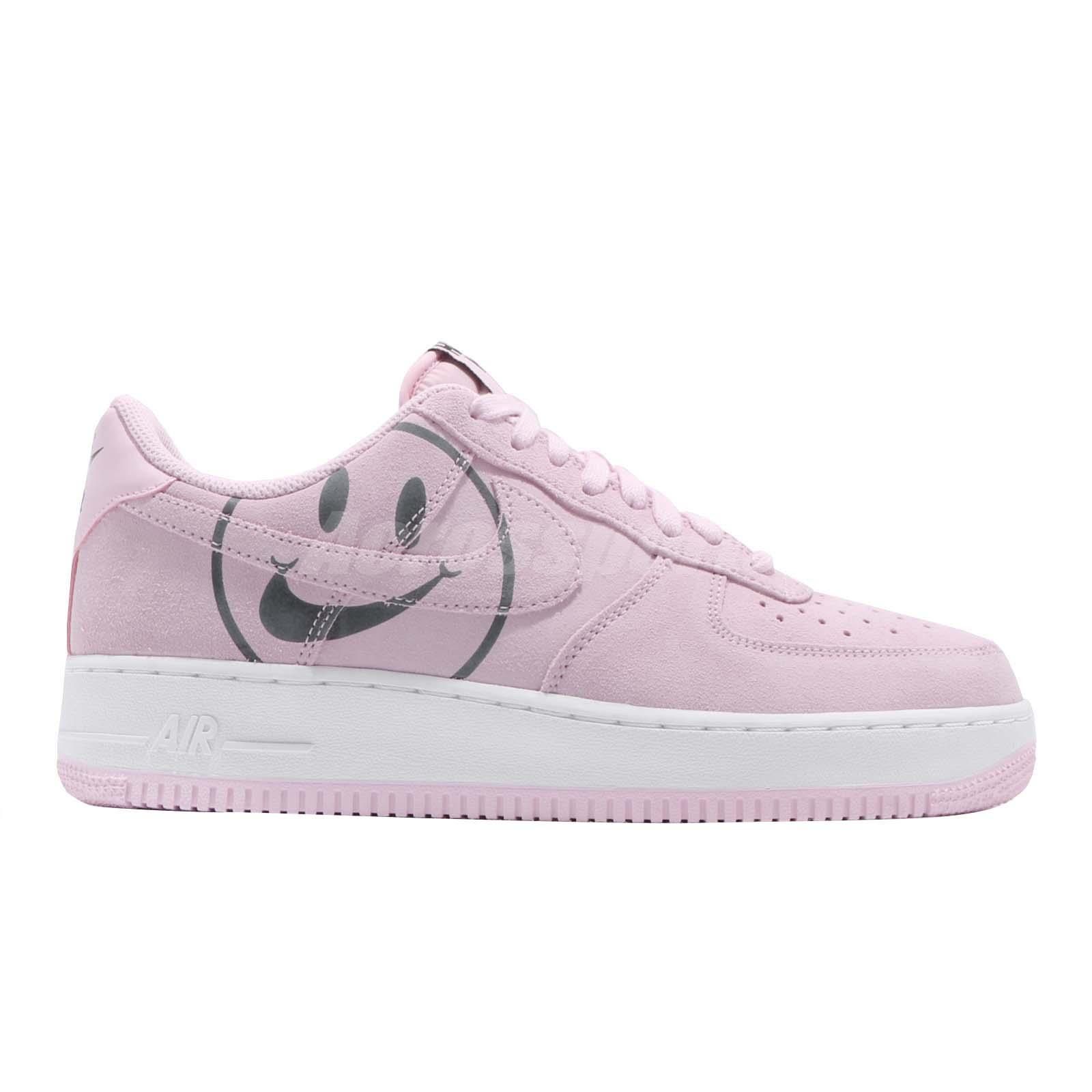 san francisco 5e5c8 0b0f1 Nike Air Force 1 07 LV8 ND AF1 Have A Nike Day Pink White Men Shoes ...