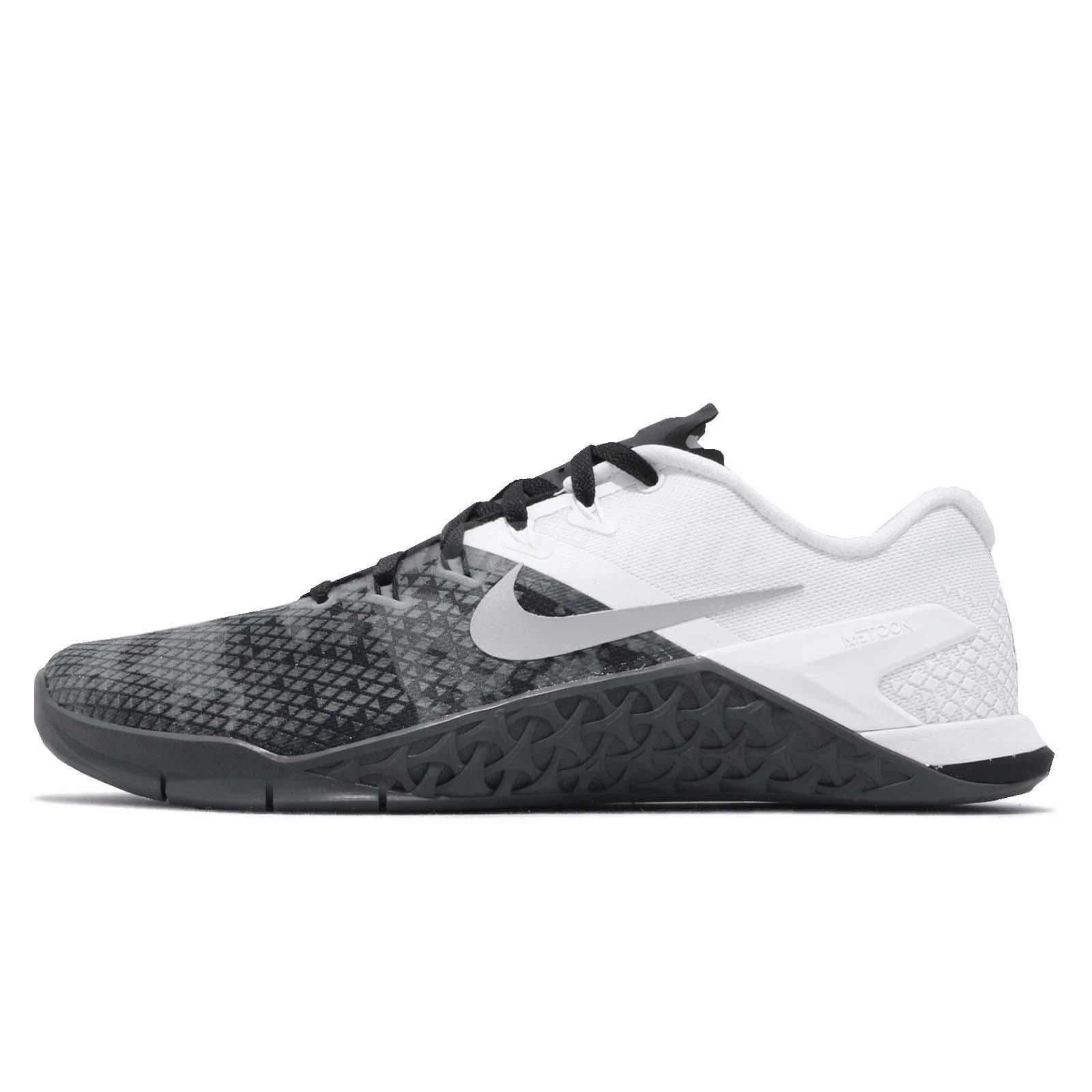fc405de28cf5c Nike Metcon 4 XD Black Grey Men Cross Training Weight Lifting Shoes BV1636 -012