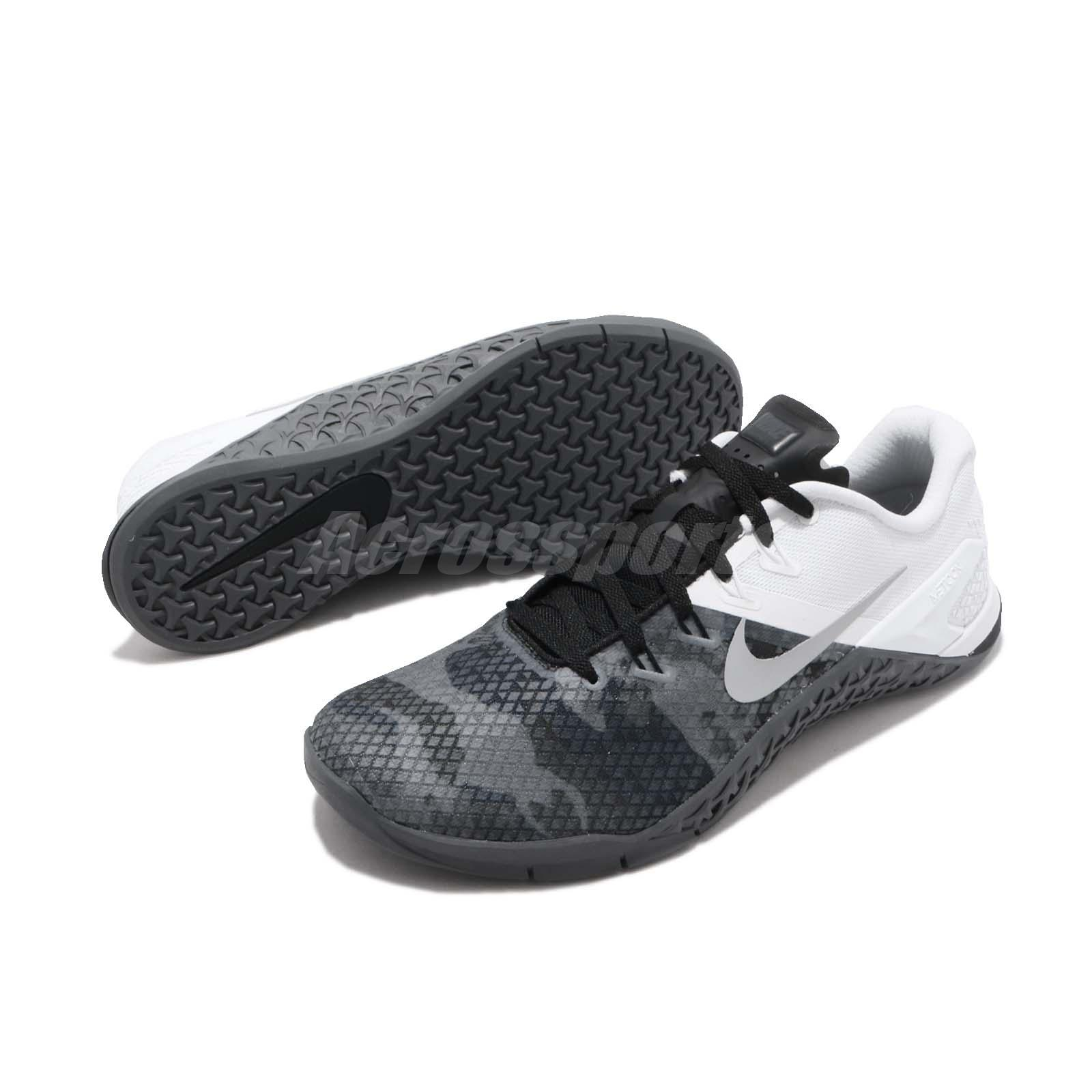 Nike Metcon 4 XD Black Grey Men Cross