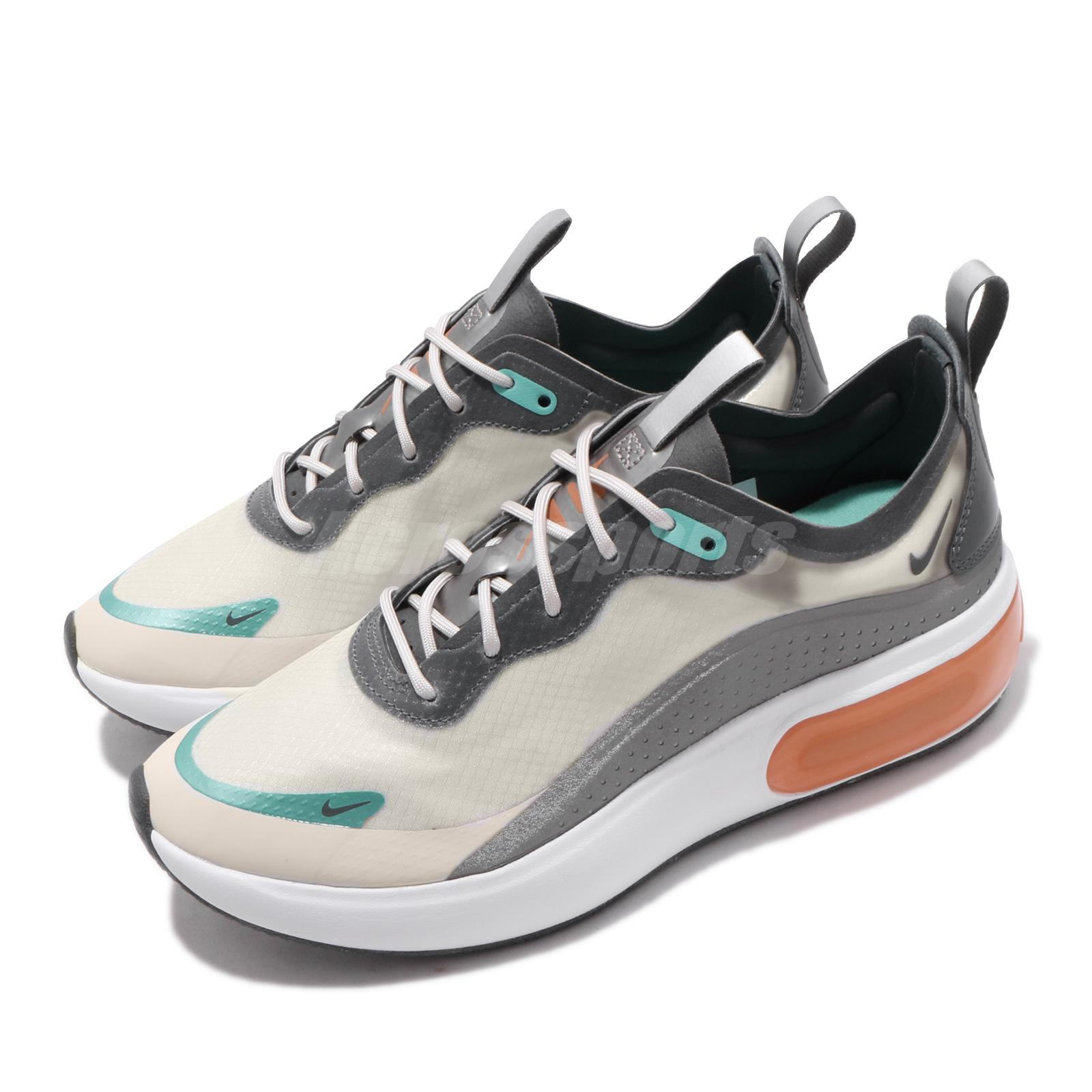 de repuesto Asia de nuevo  Nike Air Max Dia SE Phantom Grey Orange Women Running Shoes Bold BV6479-002  | eBay