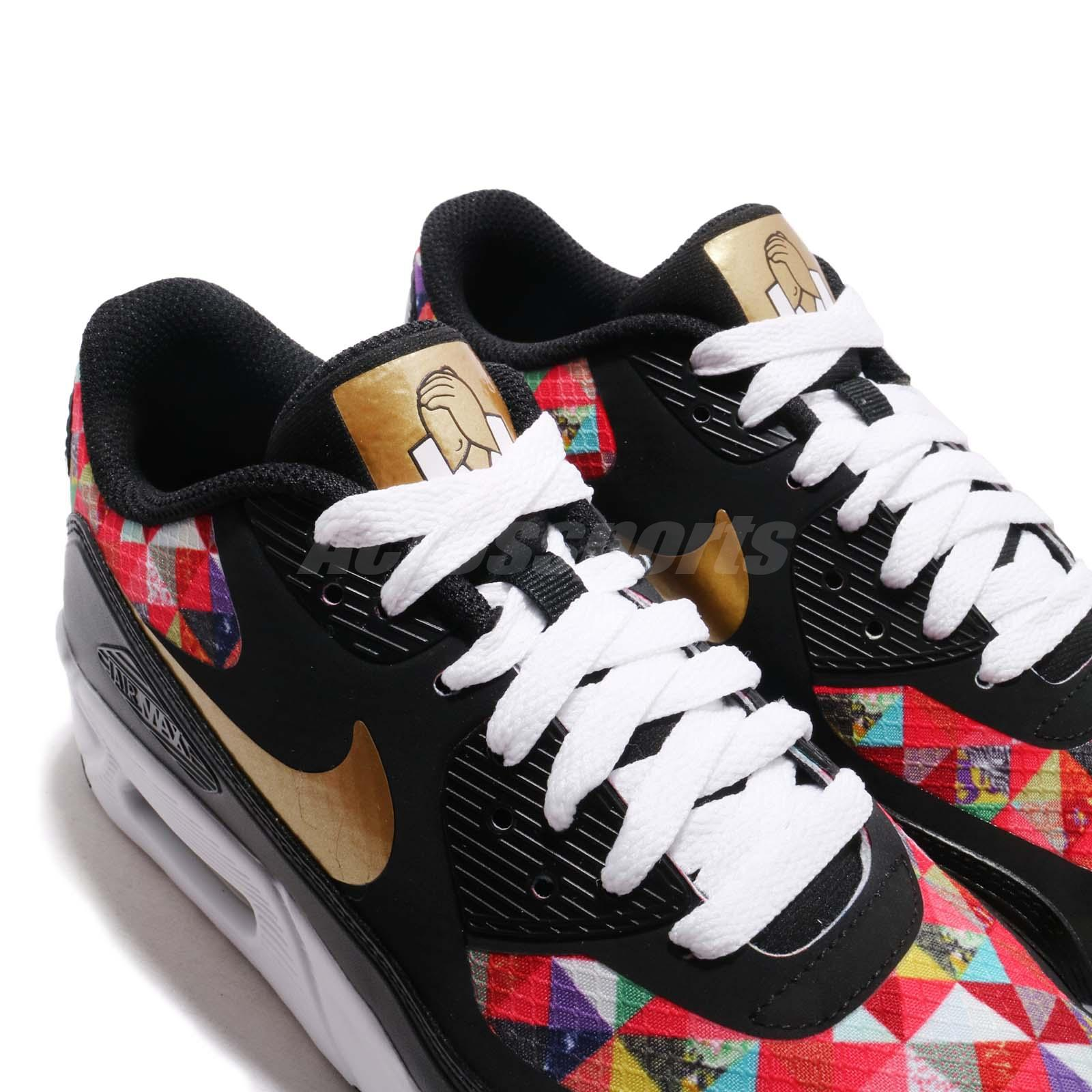 Details about Nike Air Max 90 Ultra 2.0 BG CNY Chinese New Year Kid Women Shoes BV6659 011