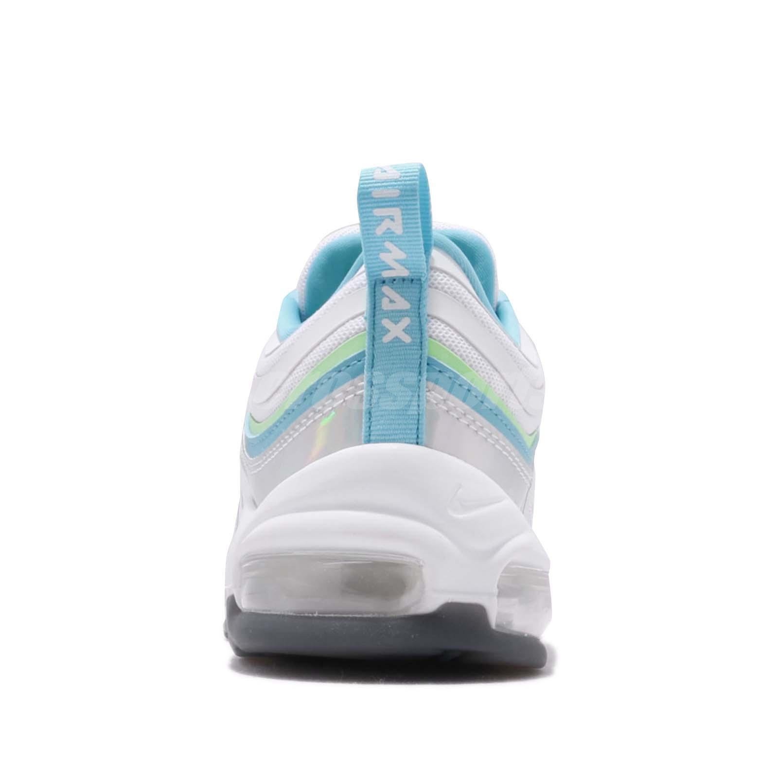 Nike Wmns Air Max 97 Ul 17 Se White Hologram Blue Women