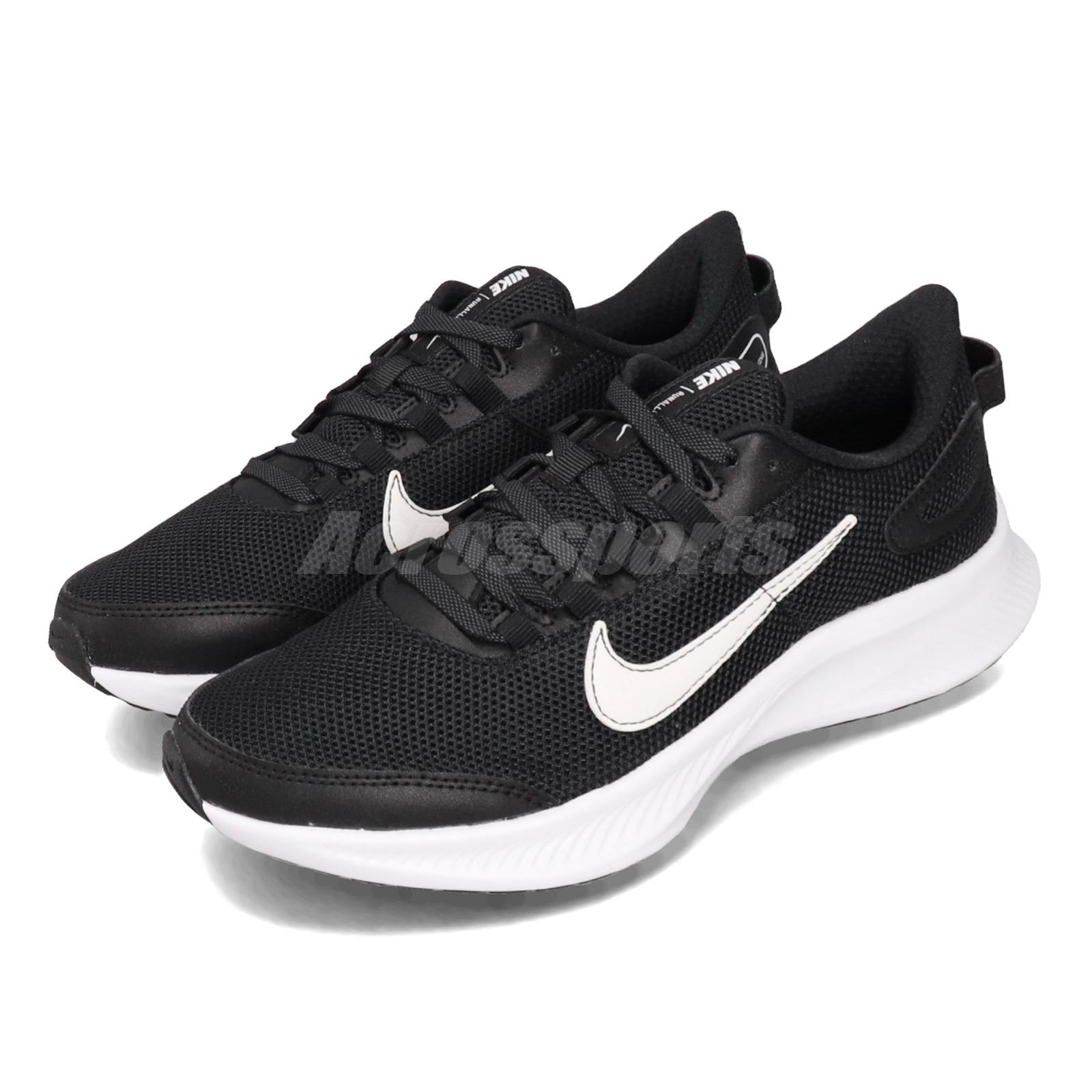black and white womens running shoes