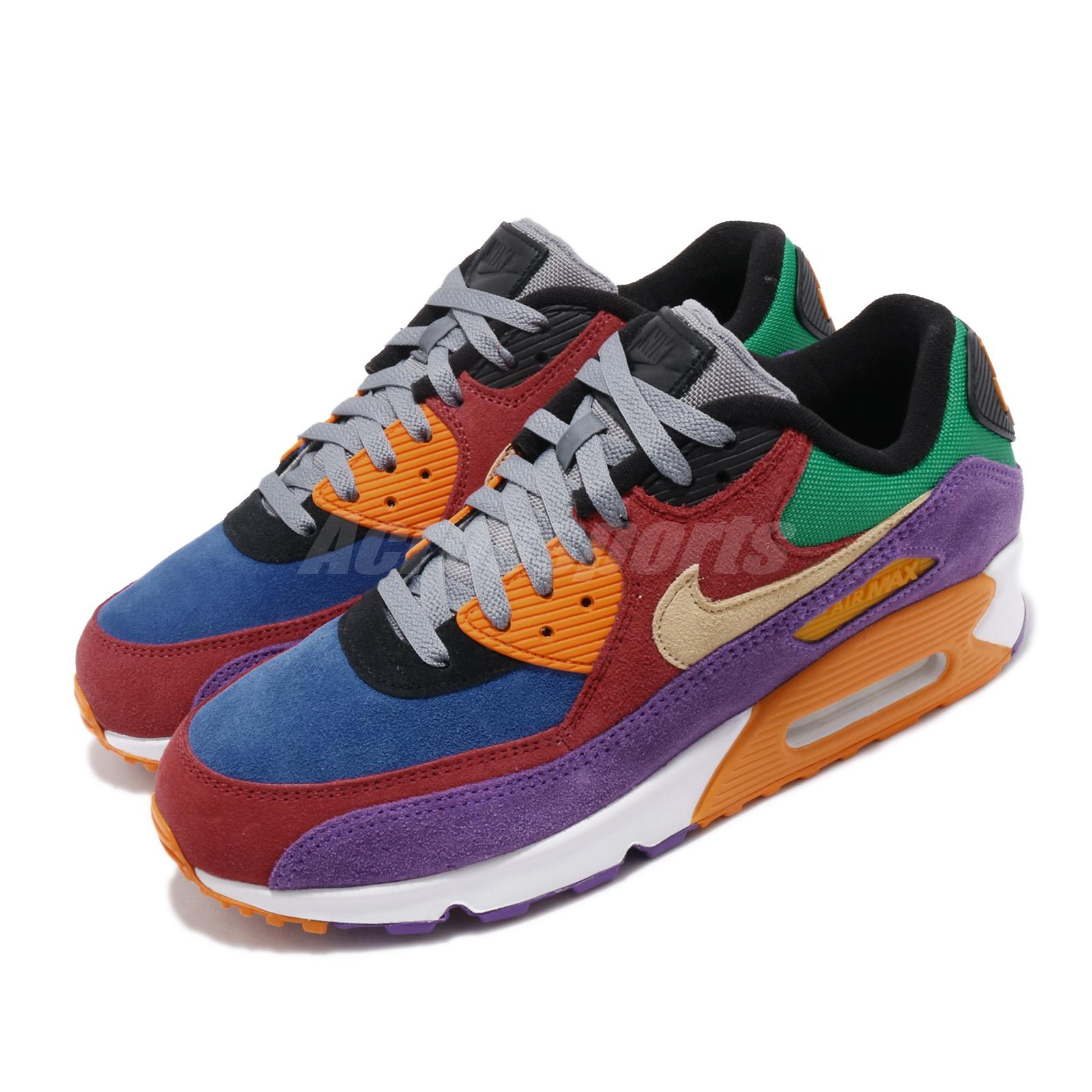 Nike WMNS Air Max 90 Essential | Red | Sneakers | 616730 600